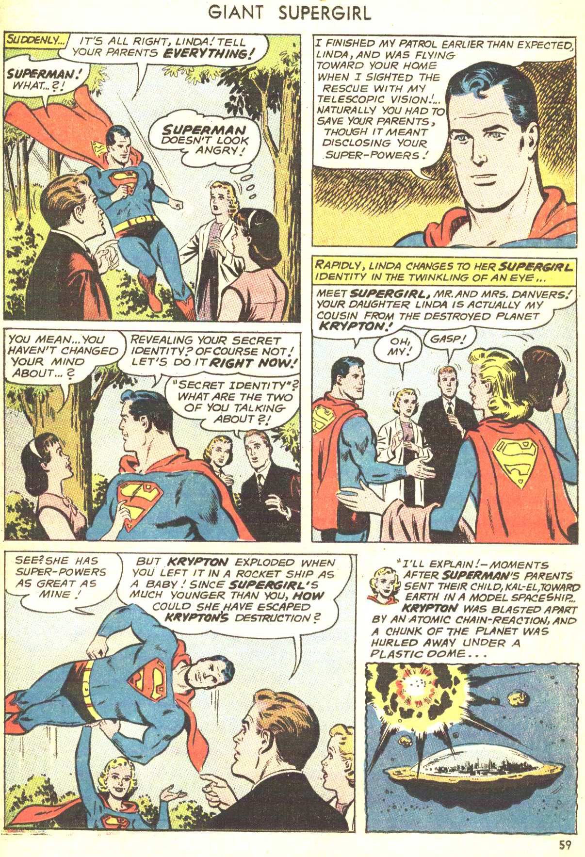Read online Action Comics (1938) comic -  Issue #360 - 58