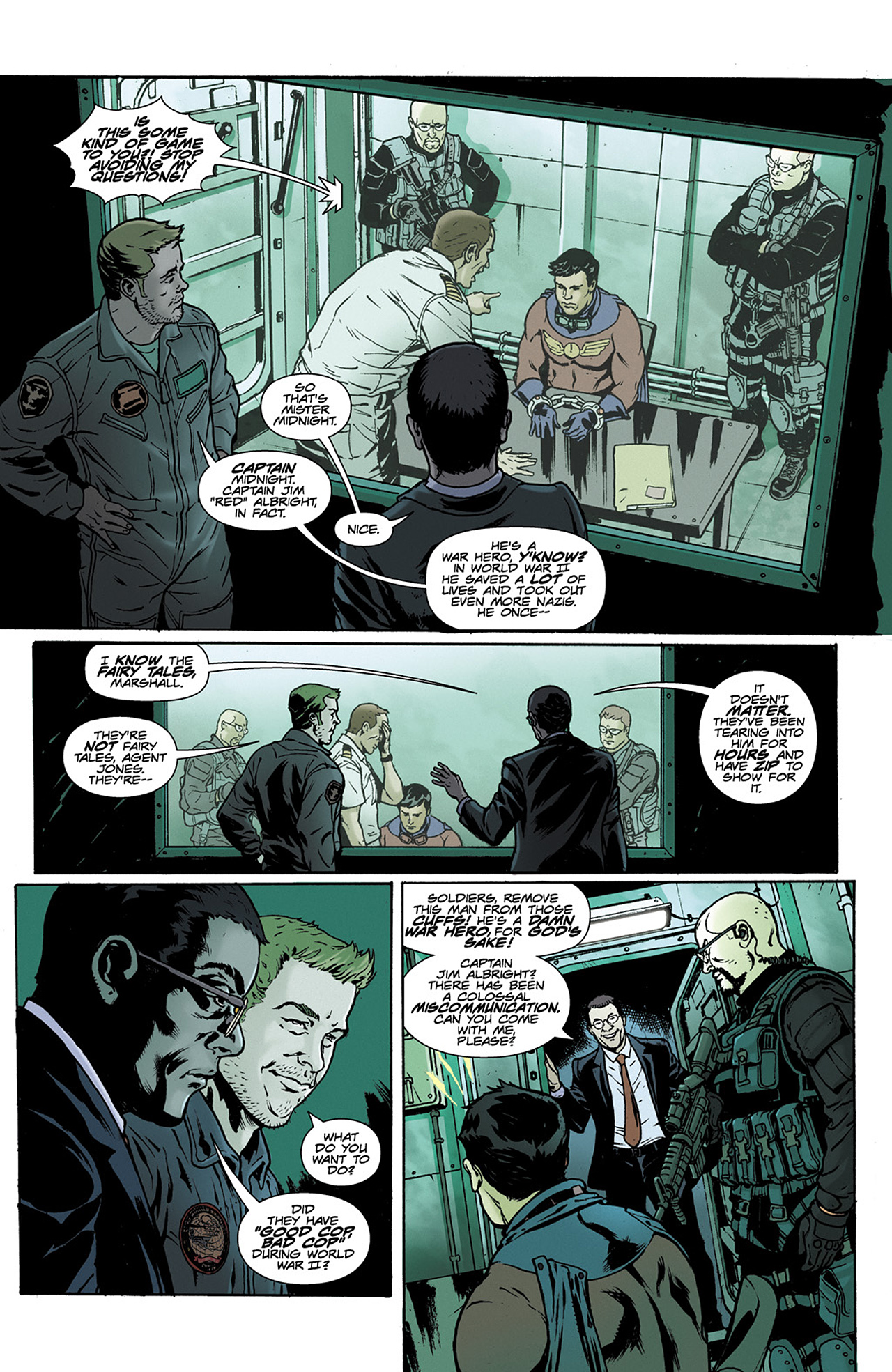 Read online Two Past Midnight comic -  Issue #2 - 26