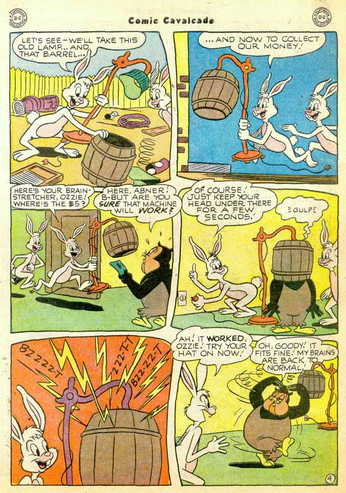 Comic Cavalcade issue 35 - Page 47