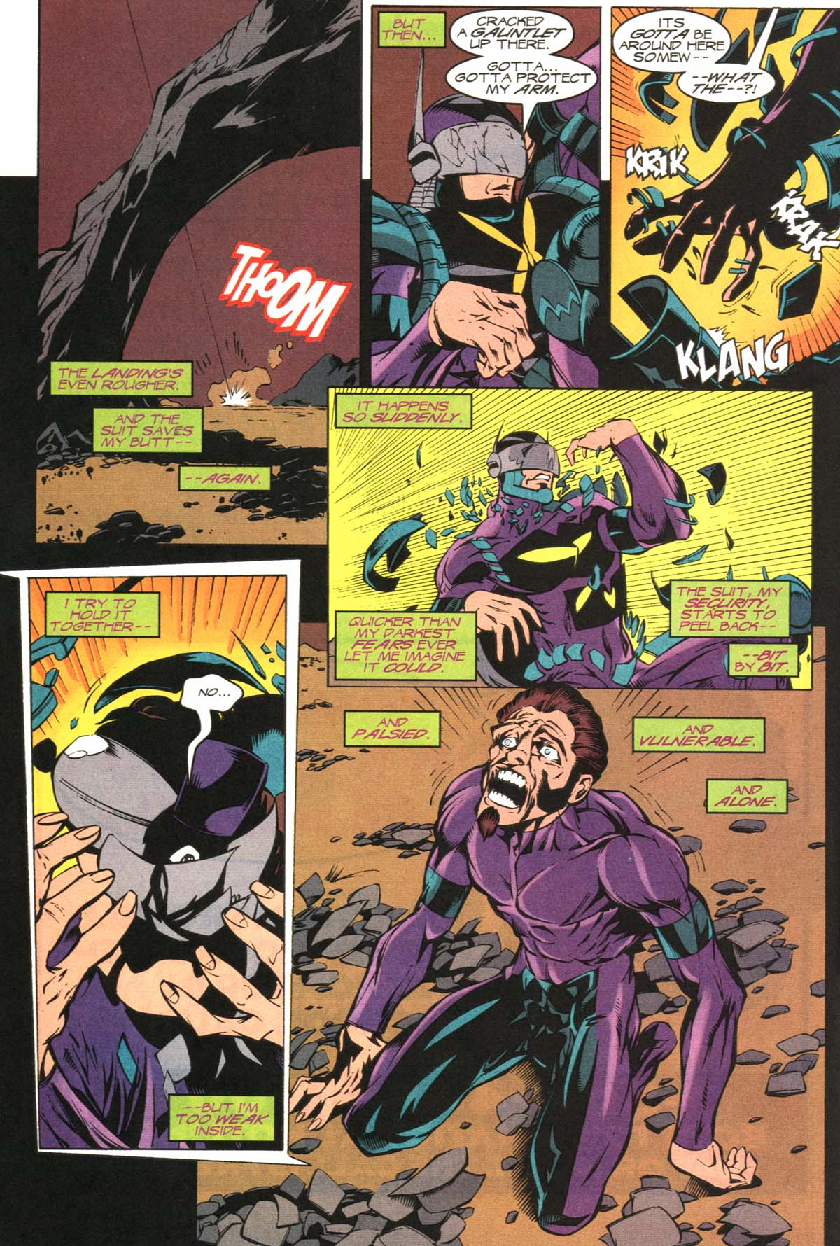 Read online Slingers comic -  Issue #11 - 21