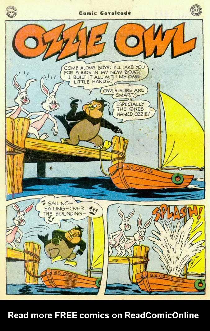 Comic Cavalcade issue 35 - Page 44