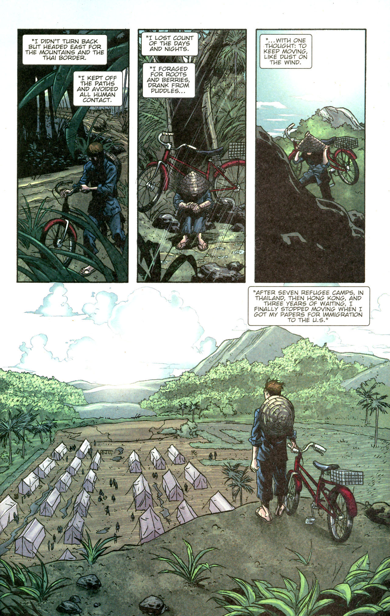 Read online The Exterminators comic -  Issue #11 - 18