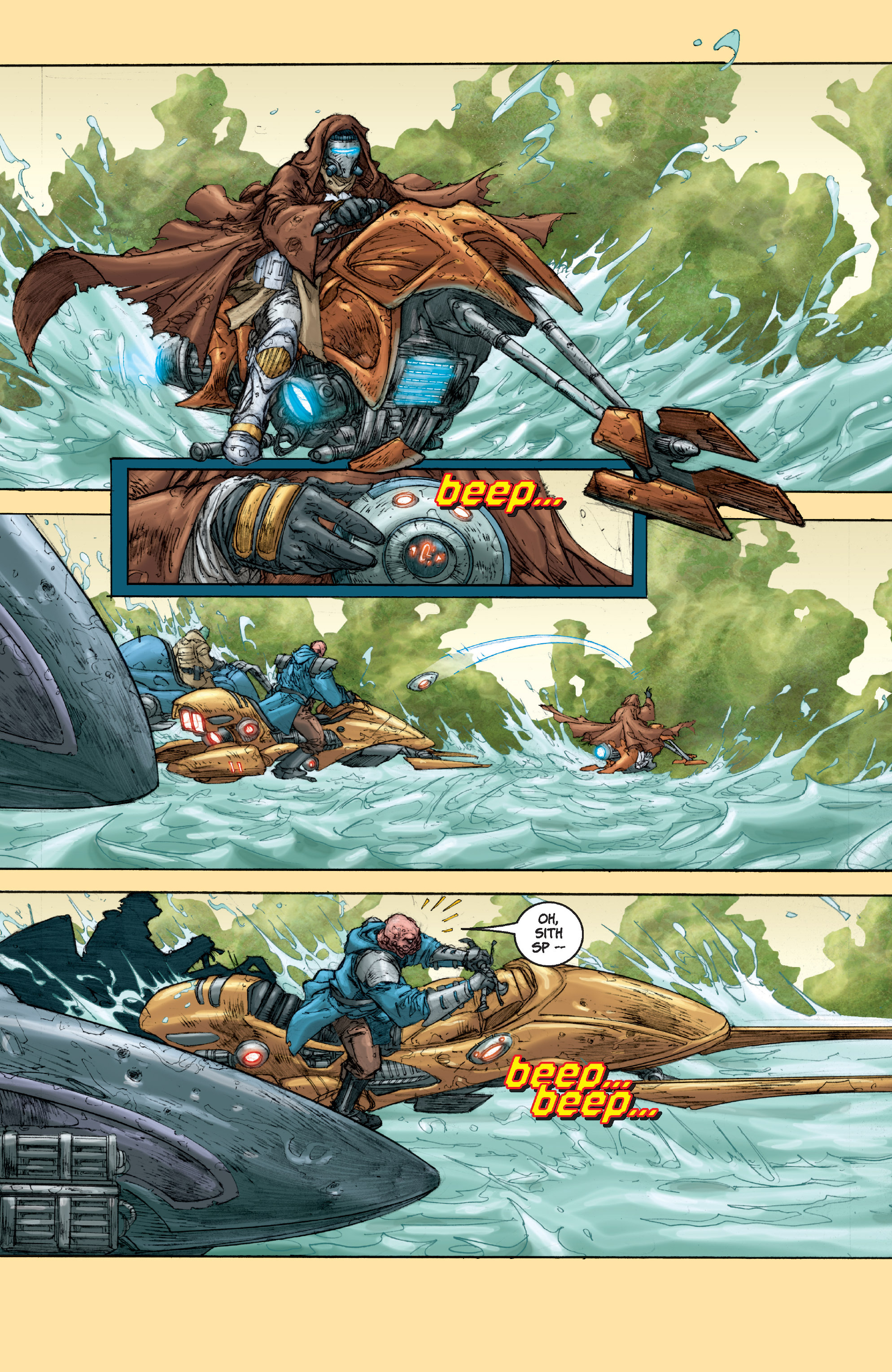 Read online Star Wars Omnibus comic -  Issue # Vol. 26 - 77