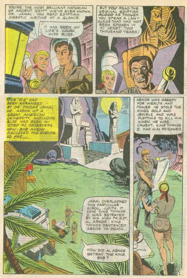Read online Beyond the Grave (1983) comic -  Issue #10 - 3