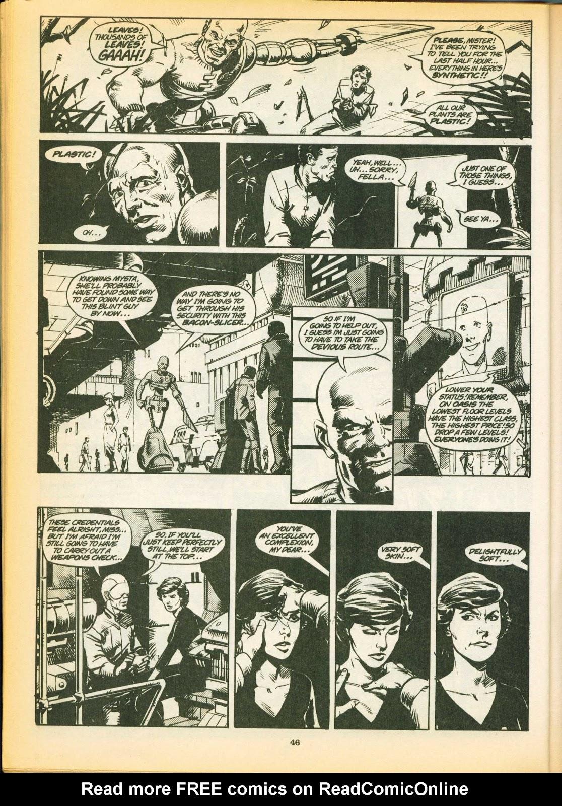 Warrior Issue #7 #8 - English 46
