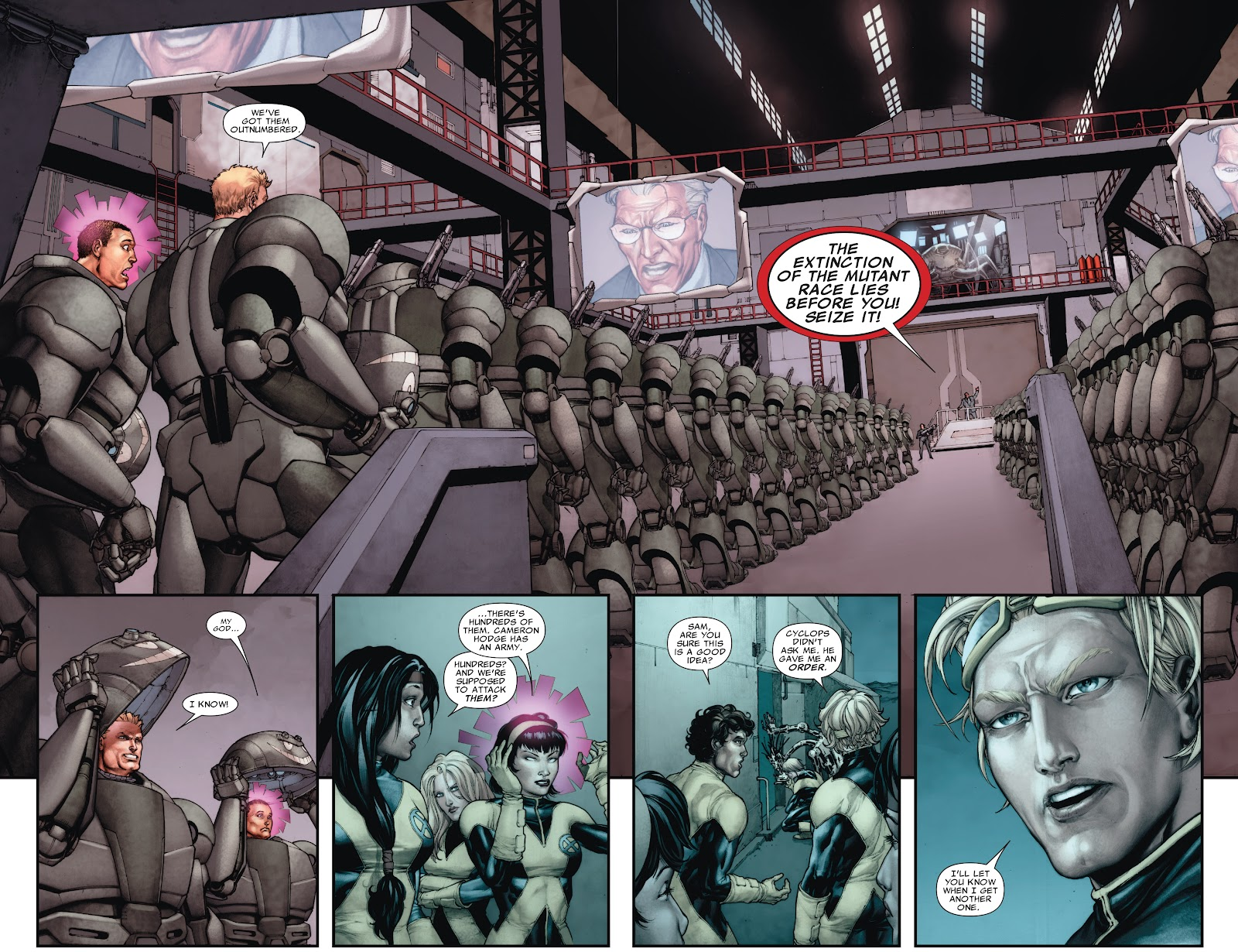 Read online X-Men: Second Coming comic -  Issue # _TPB (Part 1) - 69