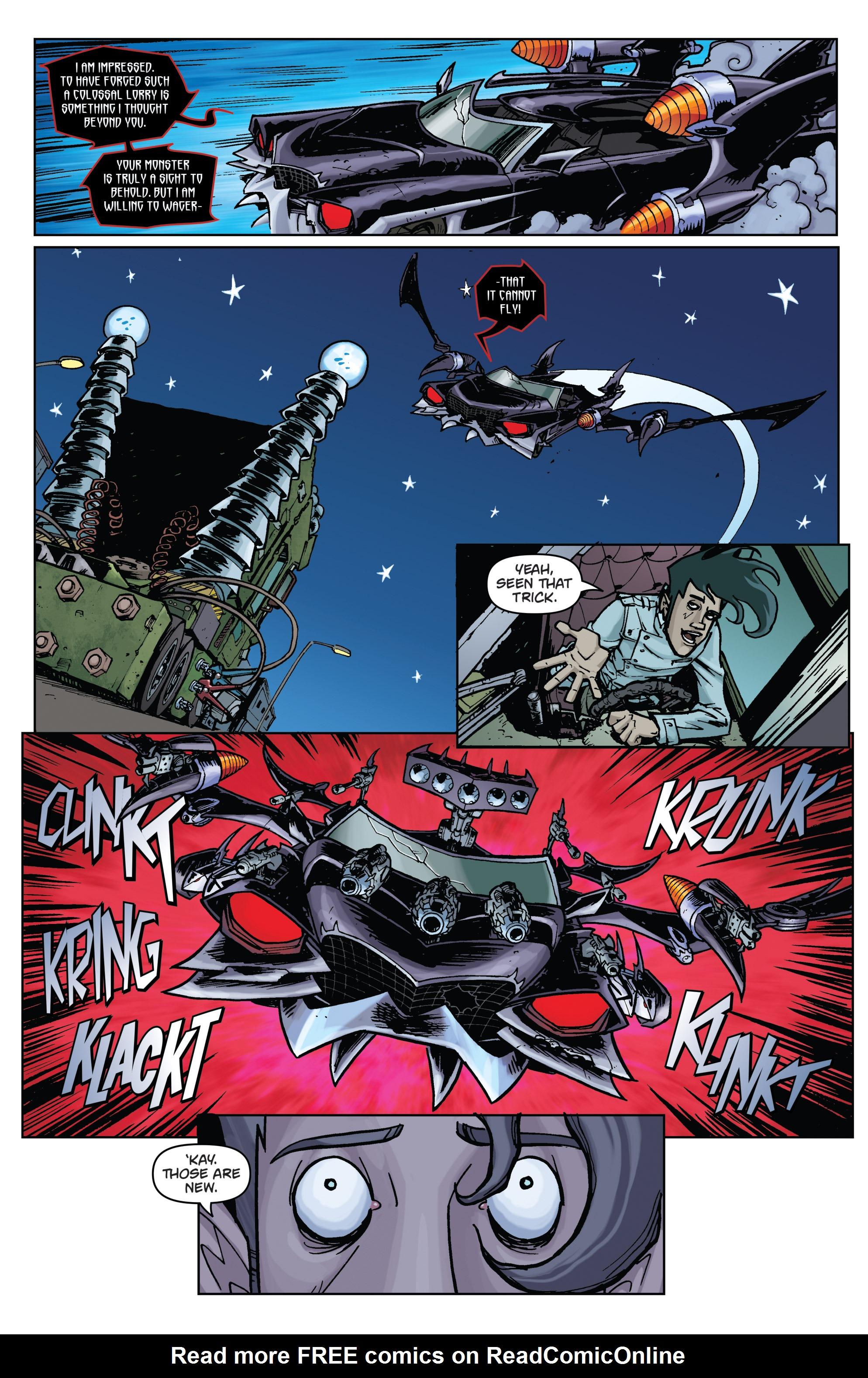 Read online Monster Motors comic -  Issue # Full - 35