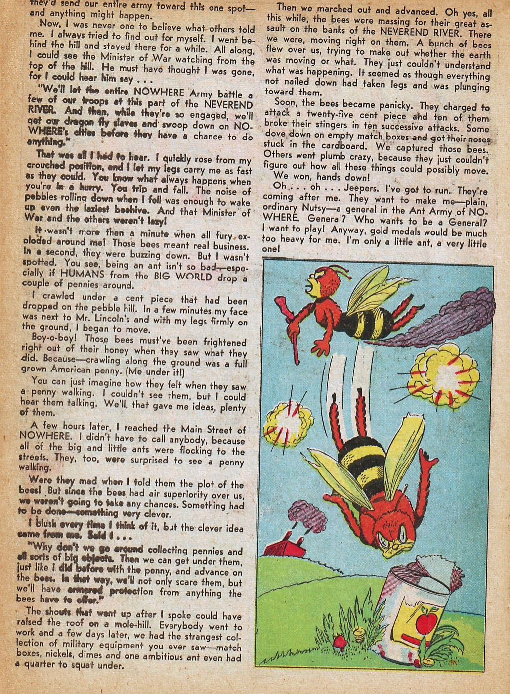 Jingle Jangle Comics issue 1 - Page 59