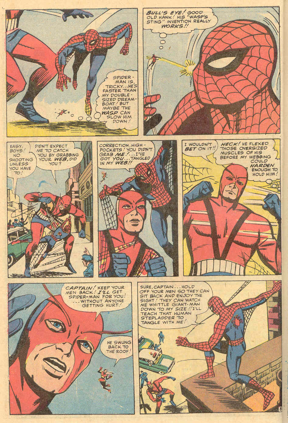 The Amazing Spider-Man (1963) _Annual_8 Page 26