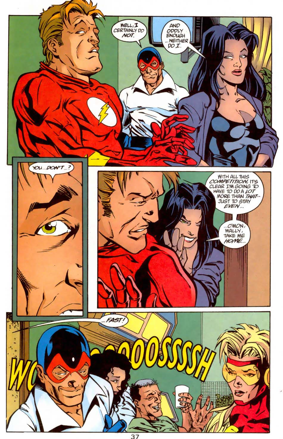 Read online The Flash (1987) comic -  Issue # _Annual 11 - 38