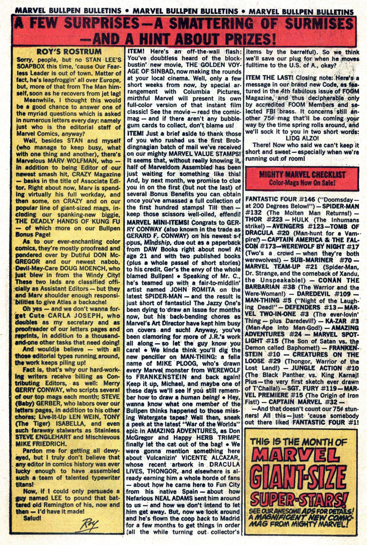 Read online Amazing Adventures (1970) comic -  Issue #24 - 21