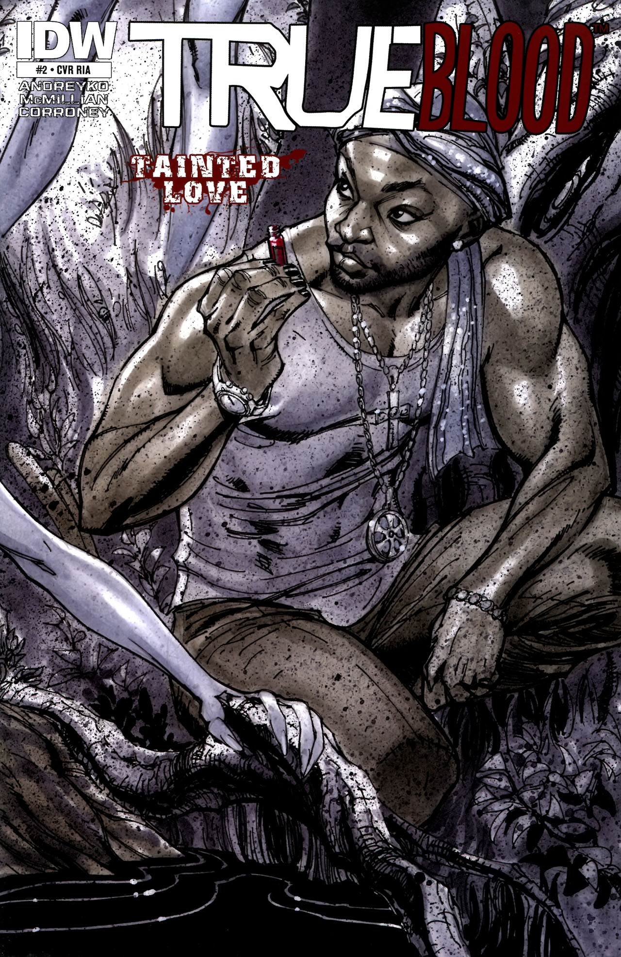 Read online True Blood: Tainted Love comic -  Issue #2 - 3