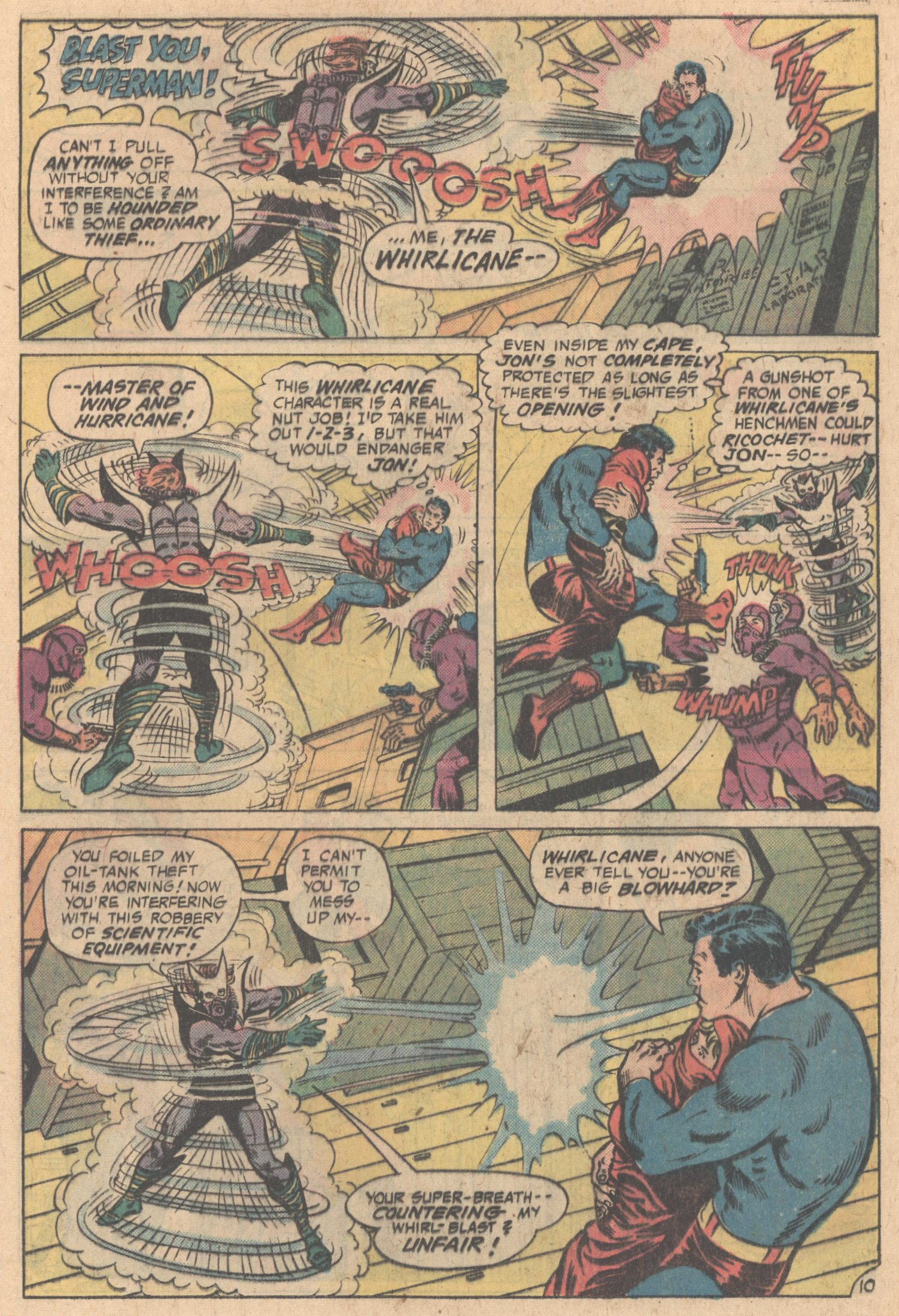 Read online Action Comics (1938) comic -  Issue #457 - 21