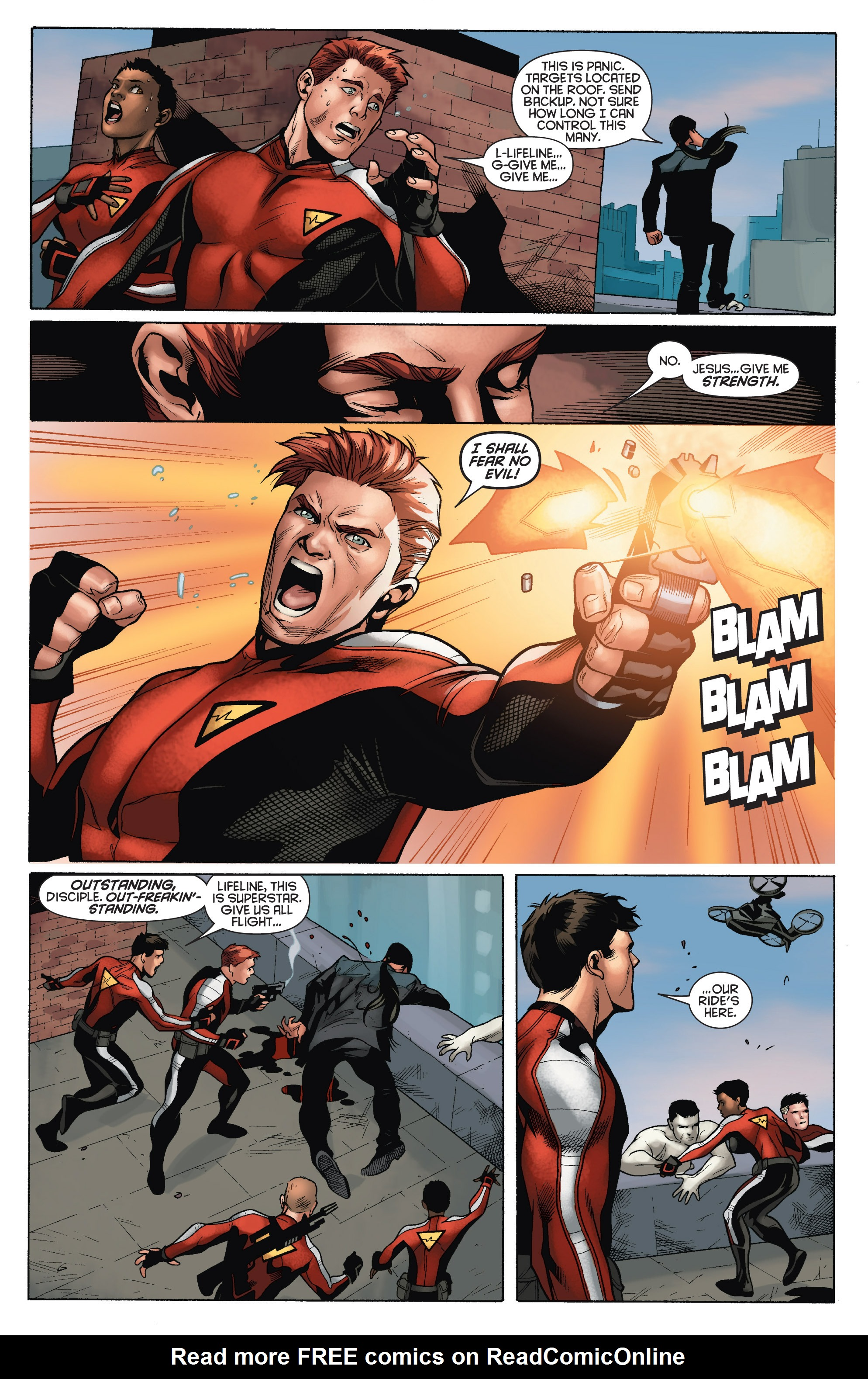 Read online Bloodshot and H.A.R.D.Corps comic -  Issue # TPB 4 - 37