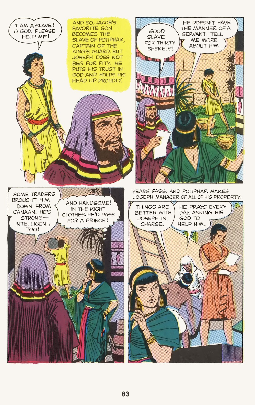 The Picture Bible issue TPB (Part 1) - Page 85