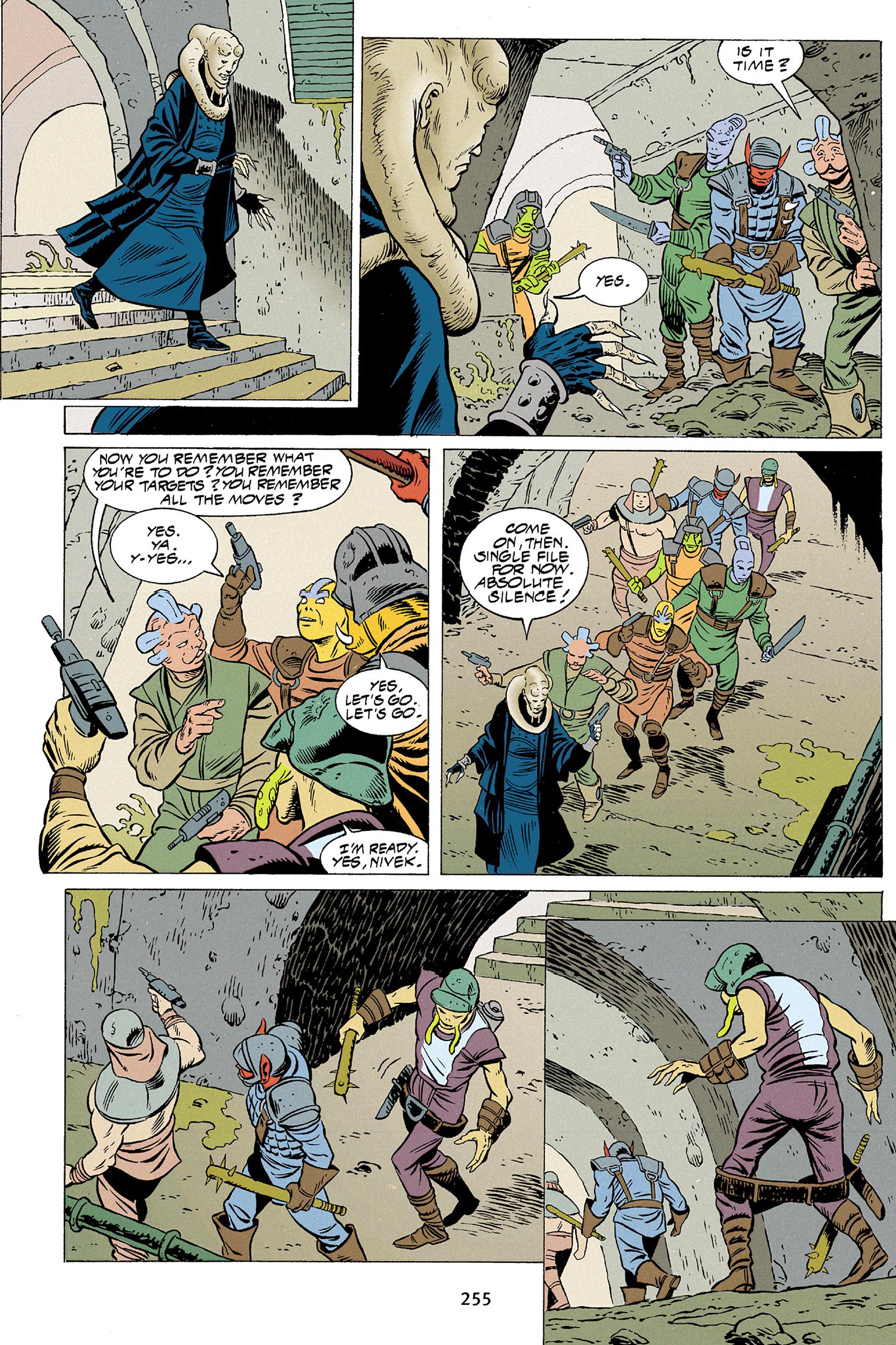 Read online Star Wars Omnibus comic -  Issue # Vol. 30 - 252
