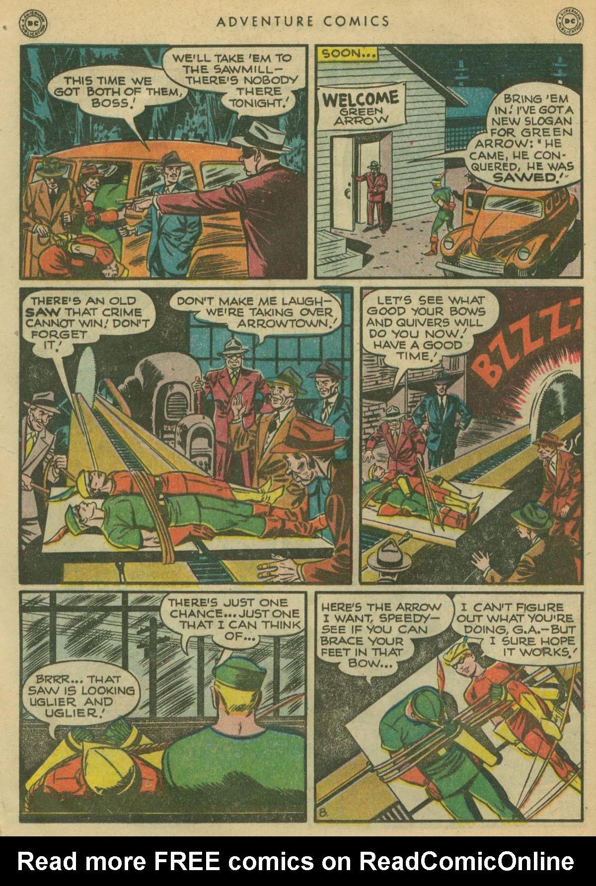 Read online Adventure Comics (1938) comic -  Issue #130 - 31