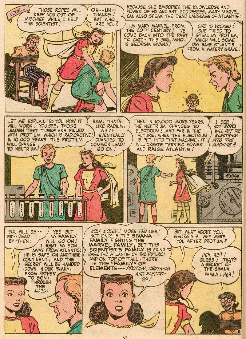 Read online Shazam! (1973) comic -  Issue #12 - 53