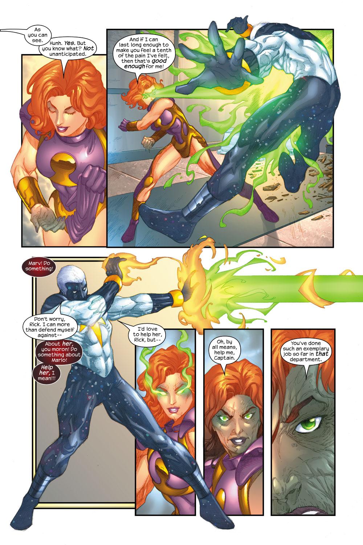 Captain Marvel (2002) Issue #19 #19 - English 19