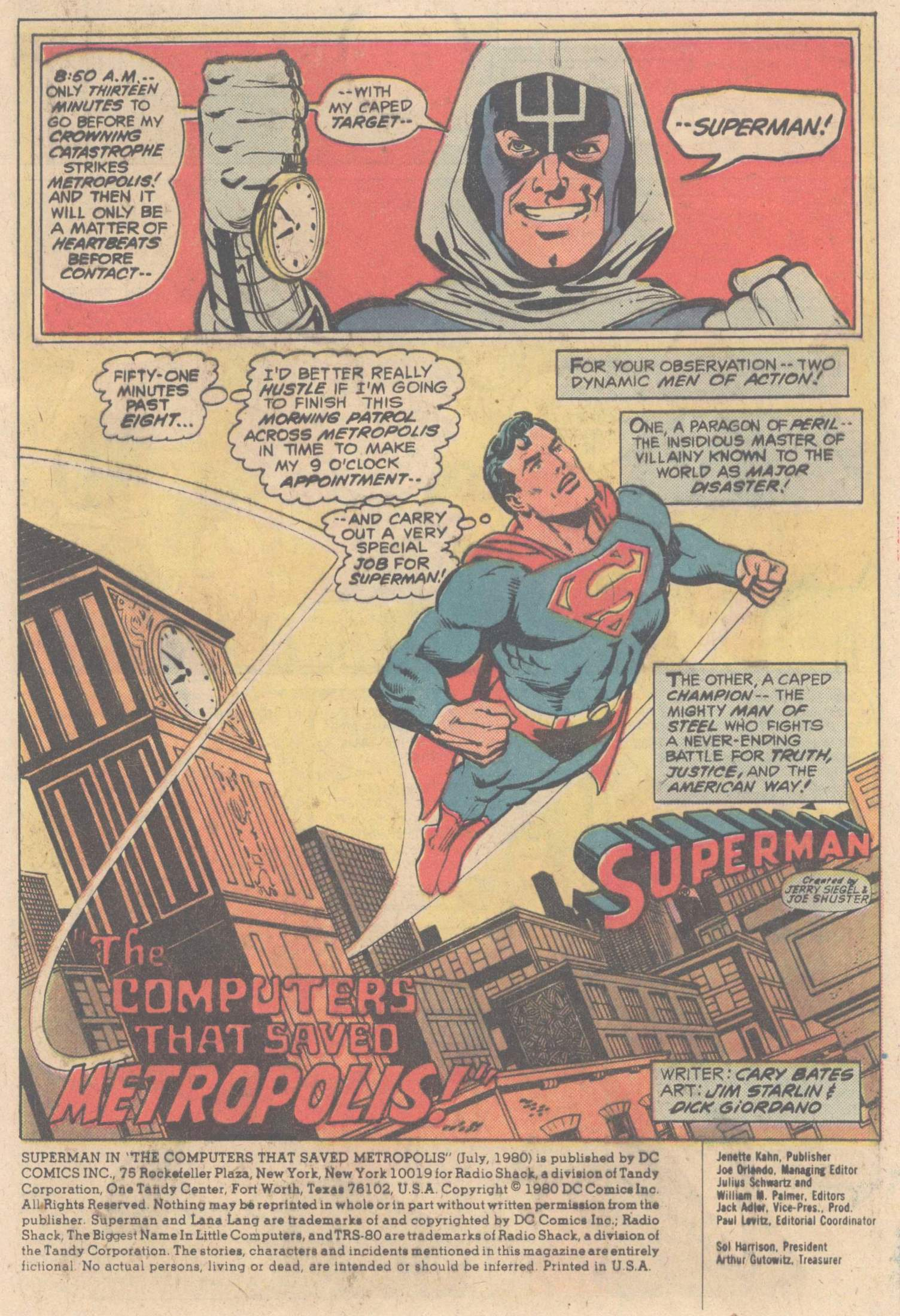 Read online Action Comics (1938) comic -  Issue #509 - 21
