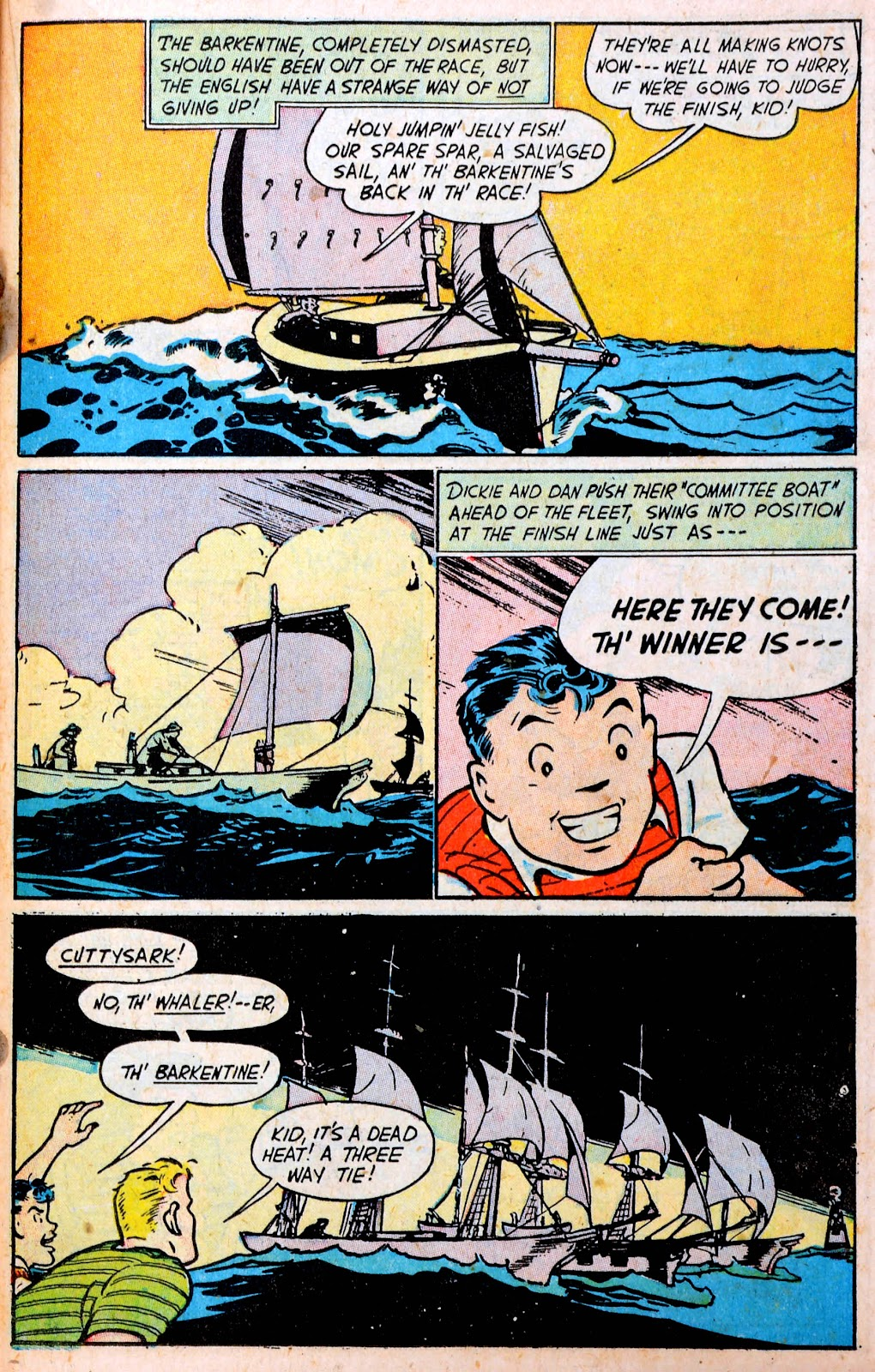Read online Famous Funnies comic -  Issue #194 - 31