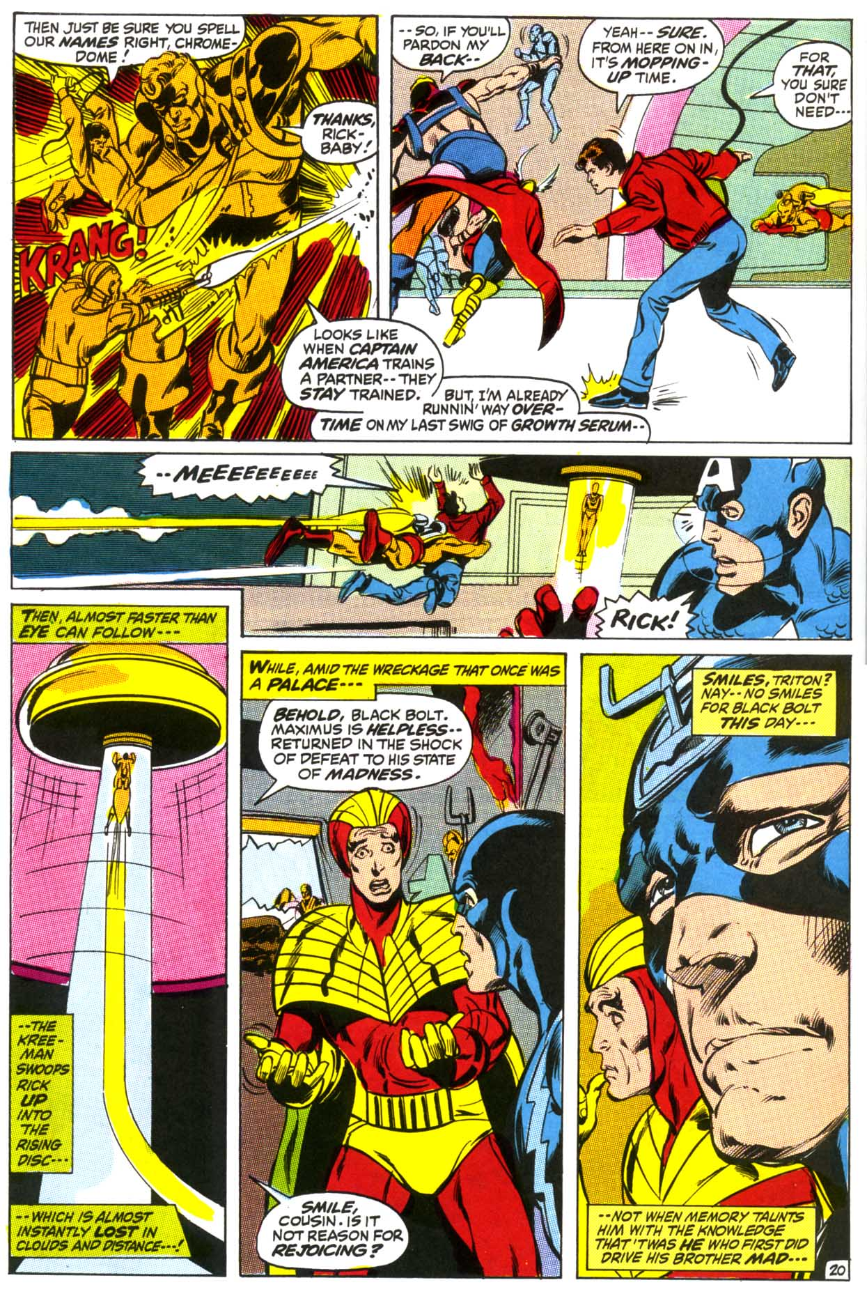 The Avengers (1963) 95 Page 20