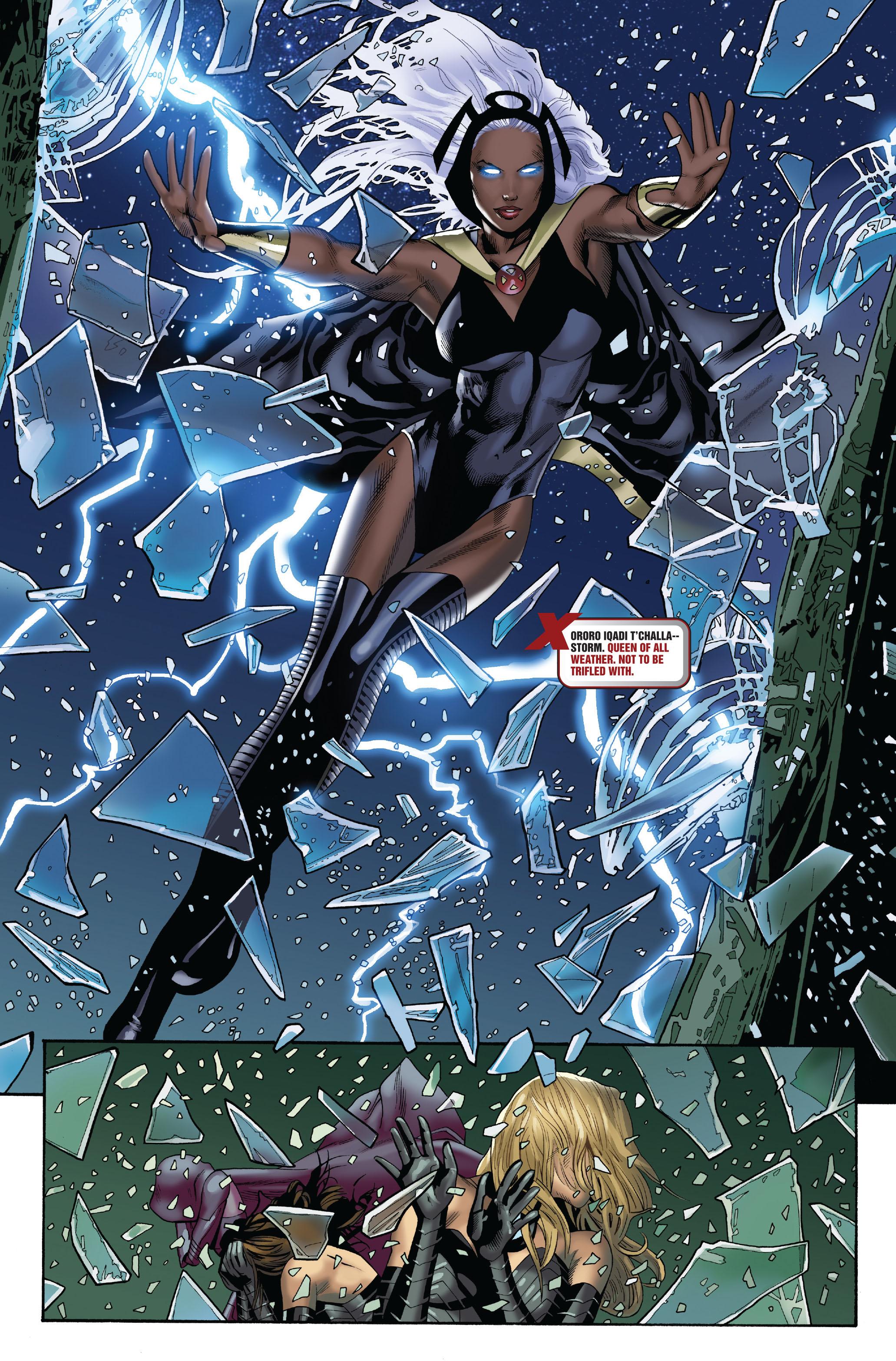 Read online Uncanny X-Men (1963) comic -  Issue #511 - 7