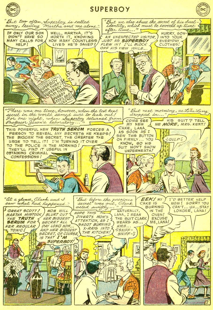 Superboy (1949) issue 41 - Page 23