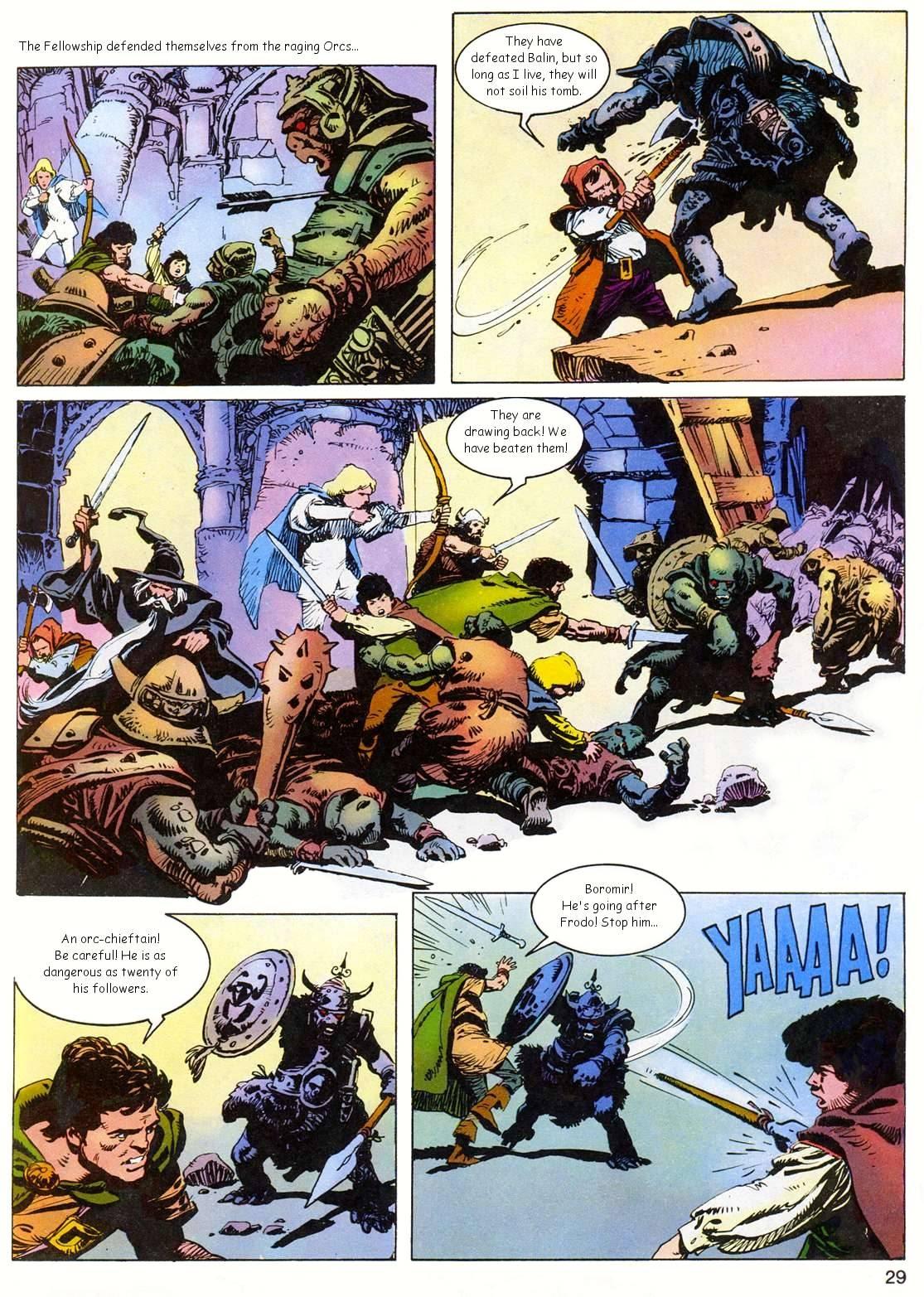 El Señor de los Anillos issue 2 - Page 26