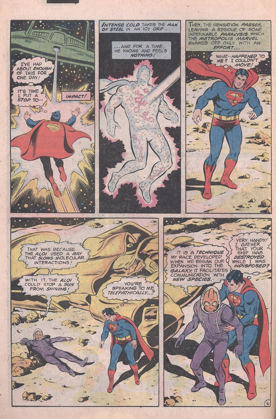 Read online Action Comics (1938) comic -  Issue #517 - 10