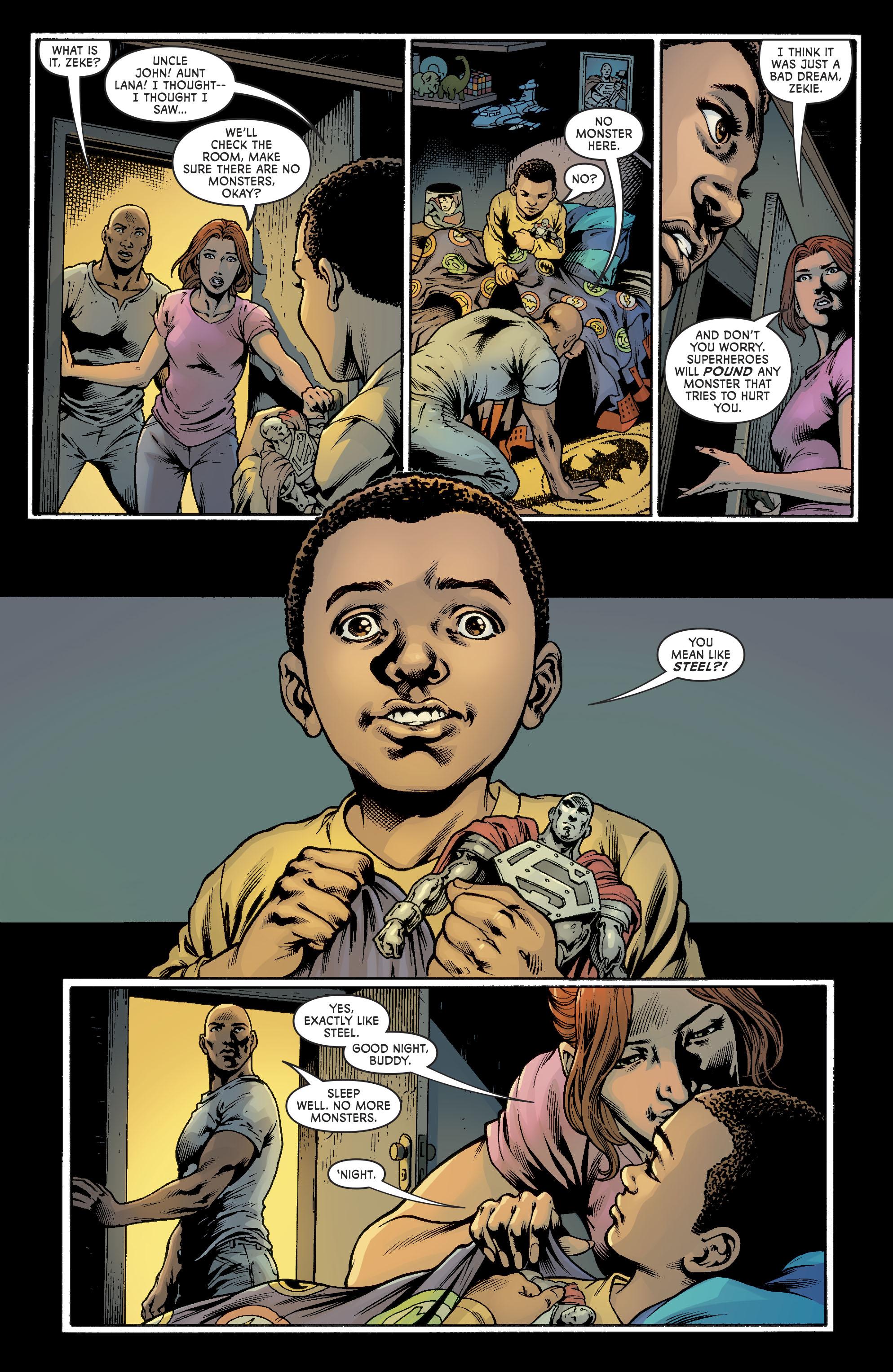 Read online Superwoman comic -  Issue #11 - 5