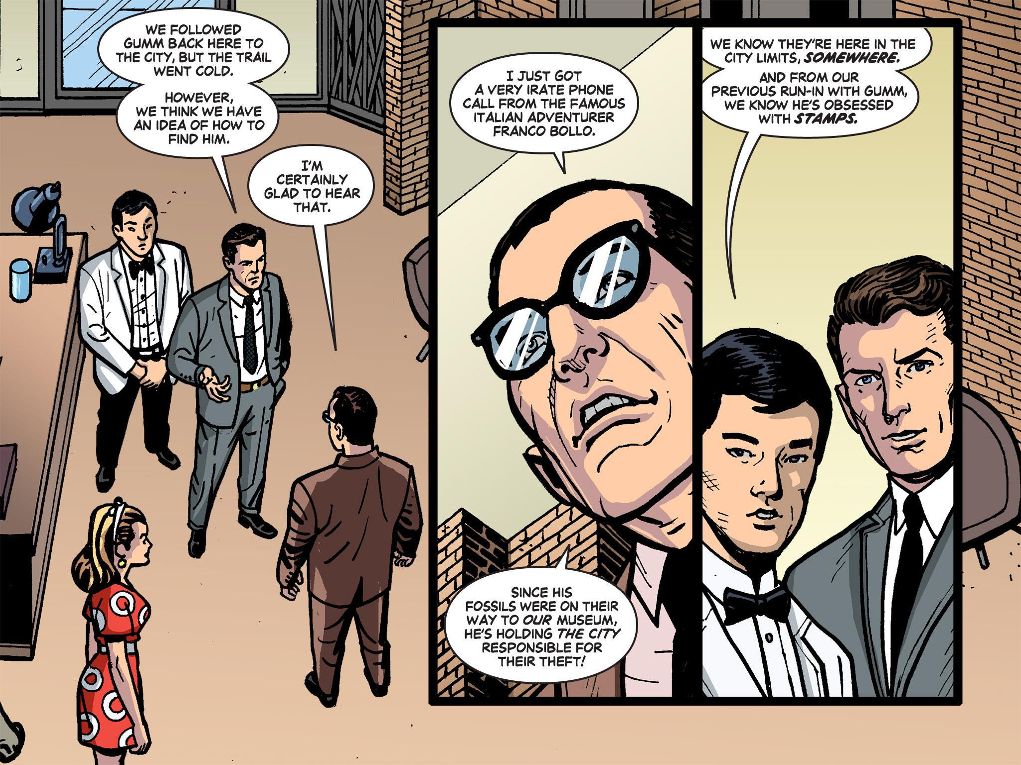 Read online Batman '66 Meets the Green Hornet [II] comic -  Issue #4 - 54