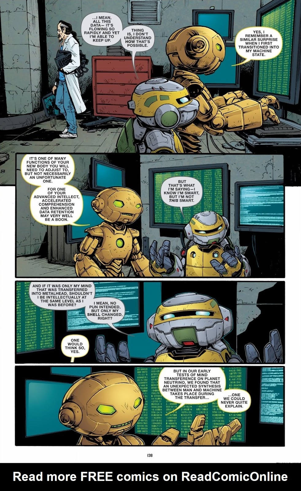 Read online Teenage Mutant Ninja Turtles: The IDW Collection comic -  Issue # TPB 6 (Part 2) - 36