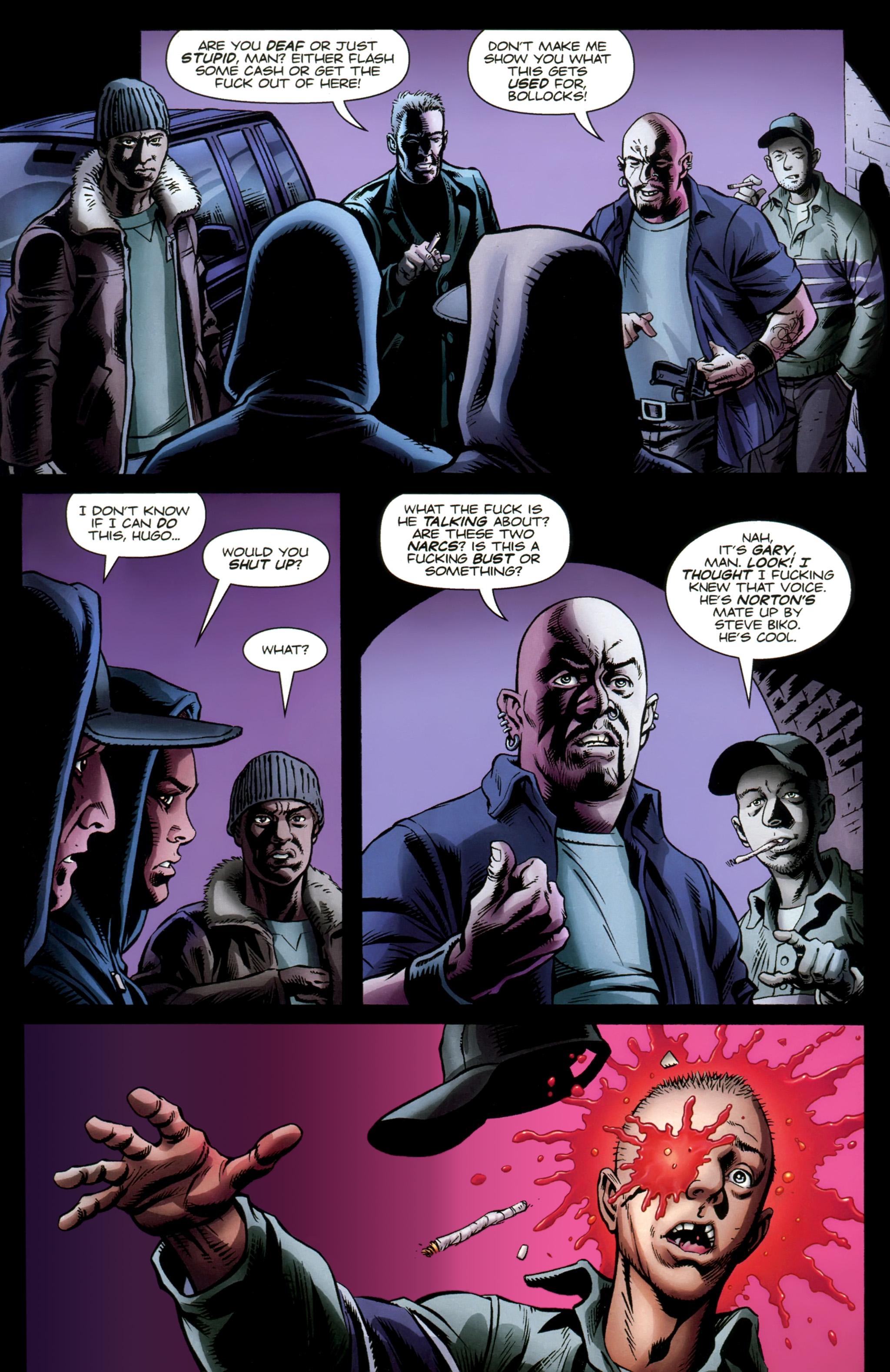 Read online Secret Service comic -  Issue #3 - 15