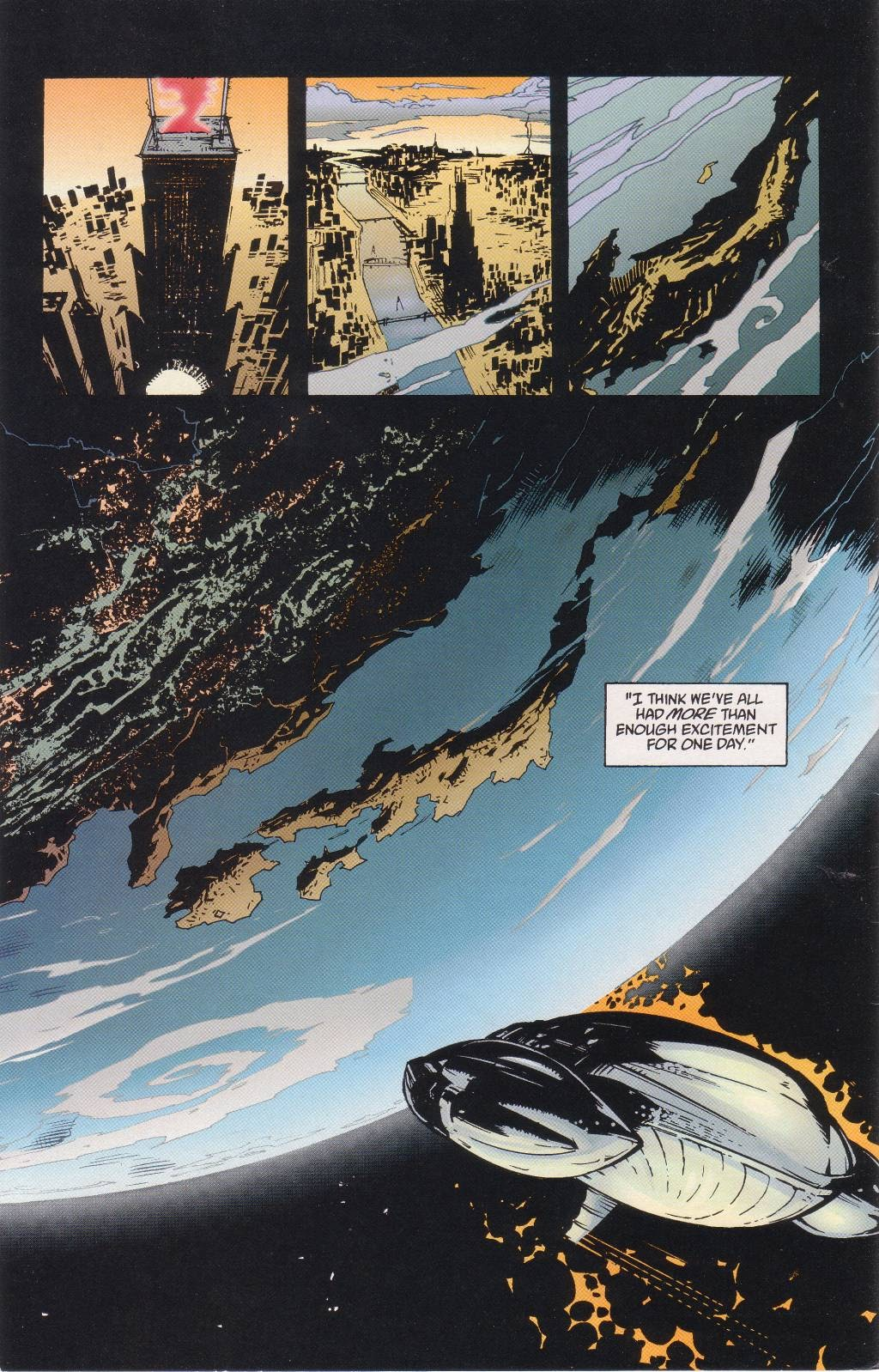 Aliens vs. Predator: Eternal issue 1 - Page 22