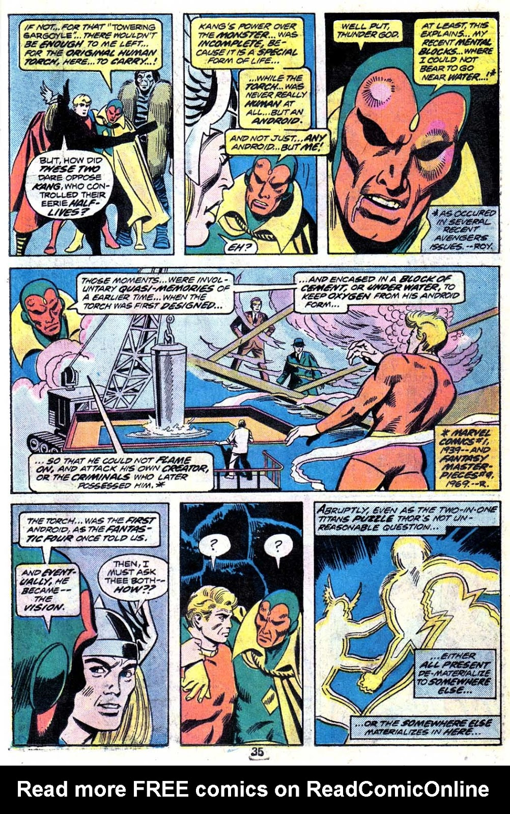 Giant-Size Avengers (1974) issue 3 - Page 37