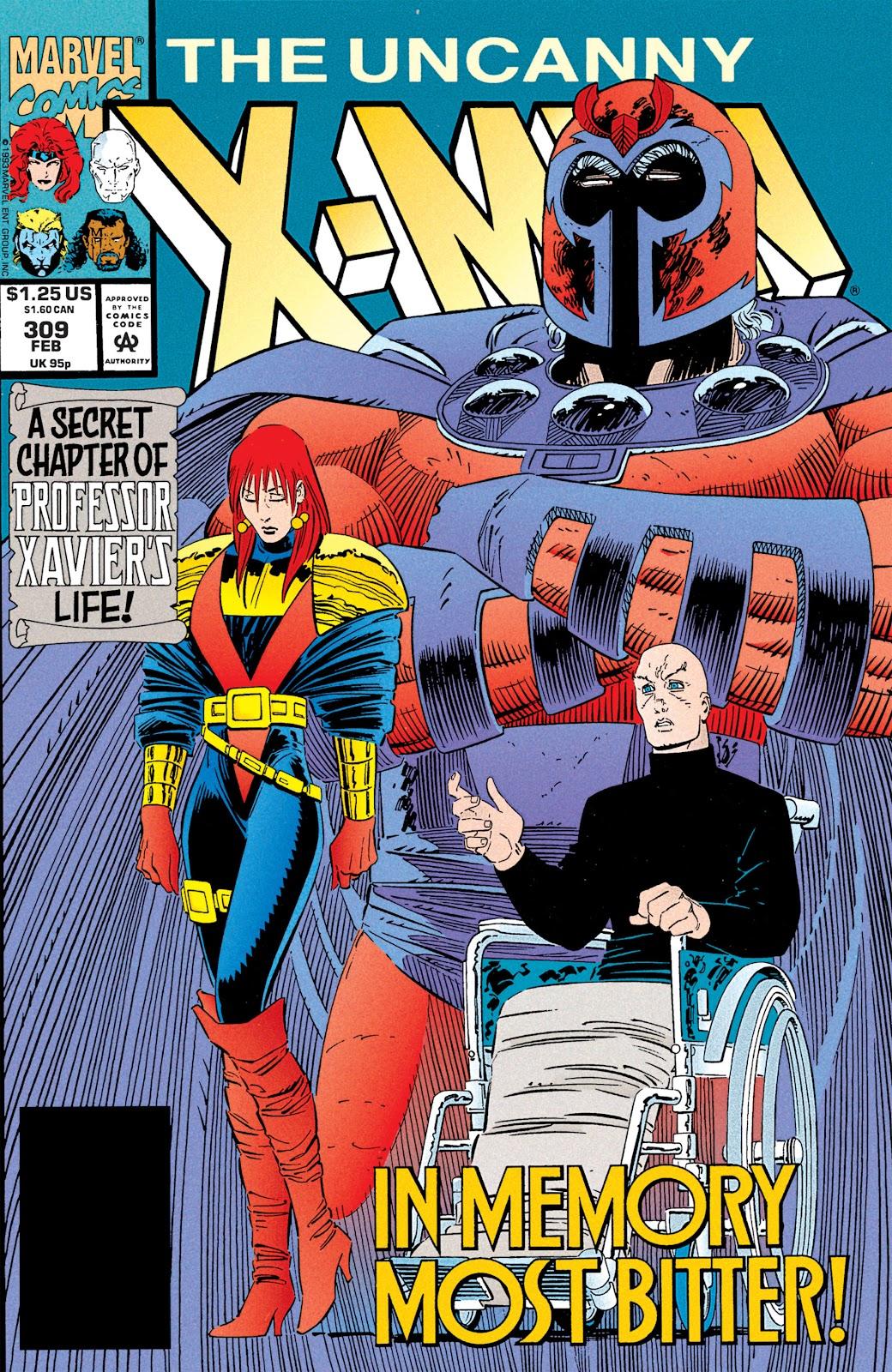 Uncanny X-Men (1963) issue 309 - Page 1