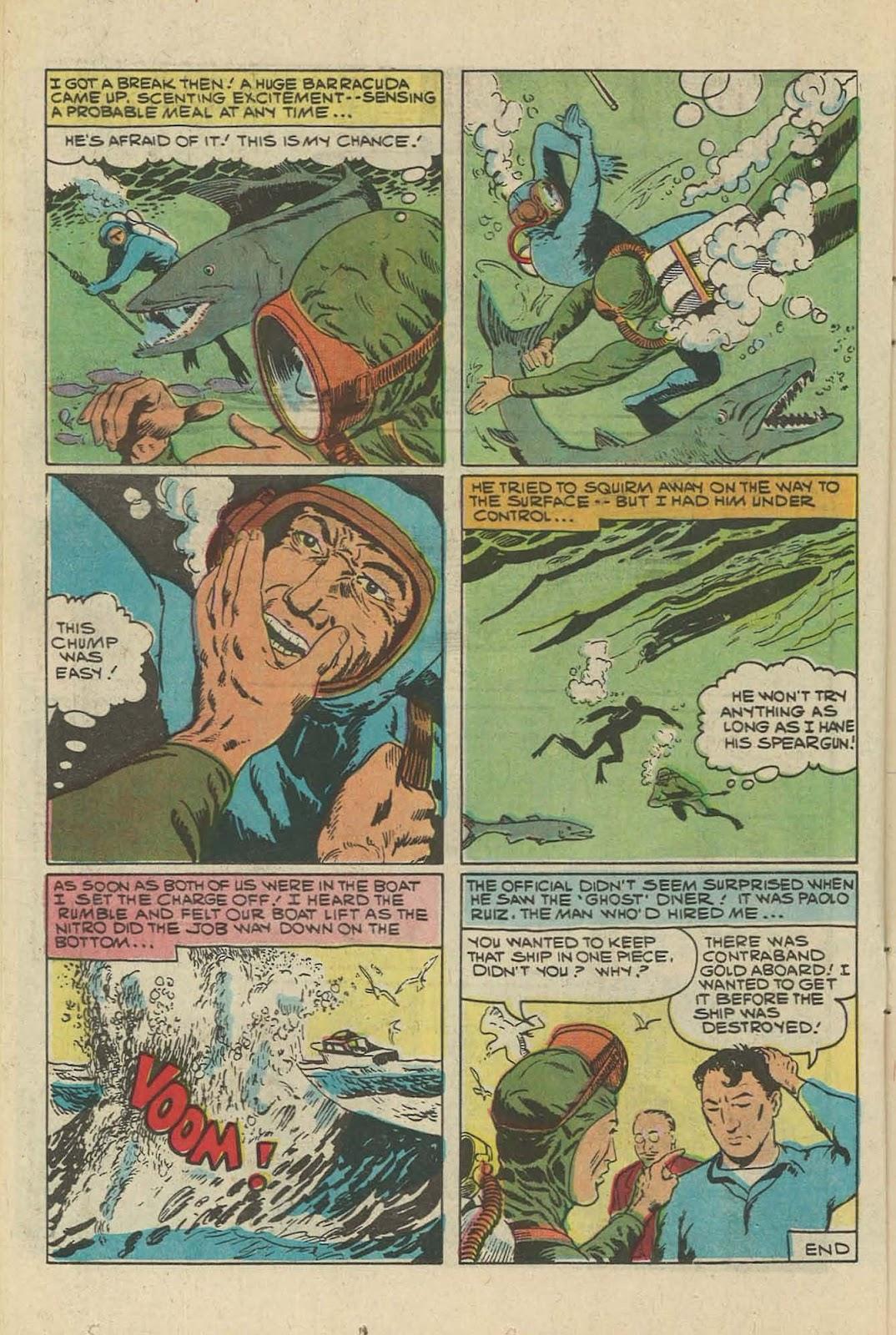 Read online Fightin' Navy comic -  Issue #131 - 20