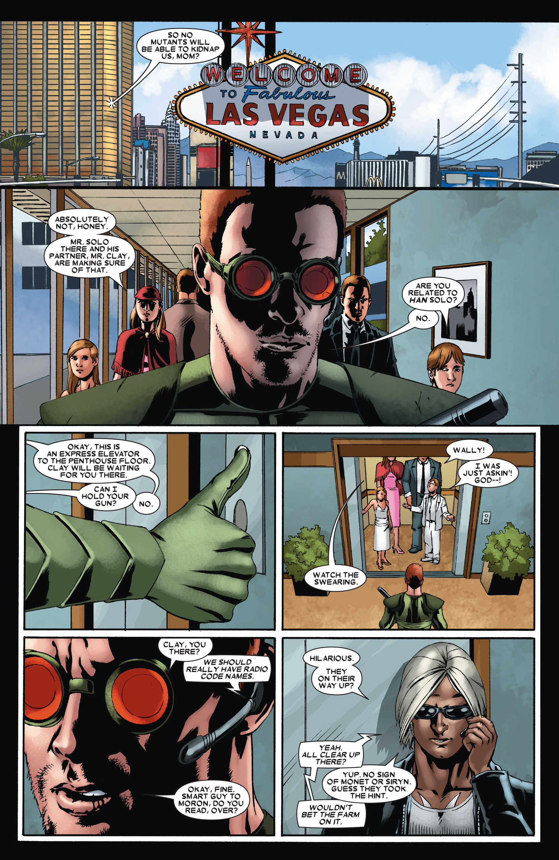 Read online X-Factor (2006) comic -  Issue #23 - 14