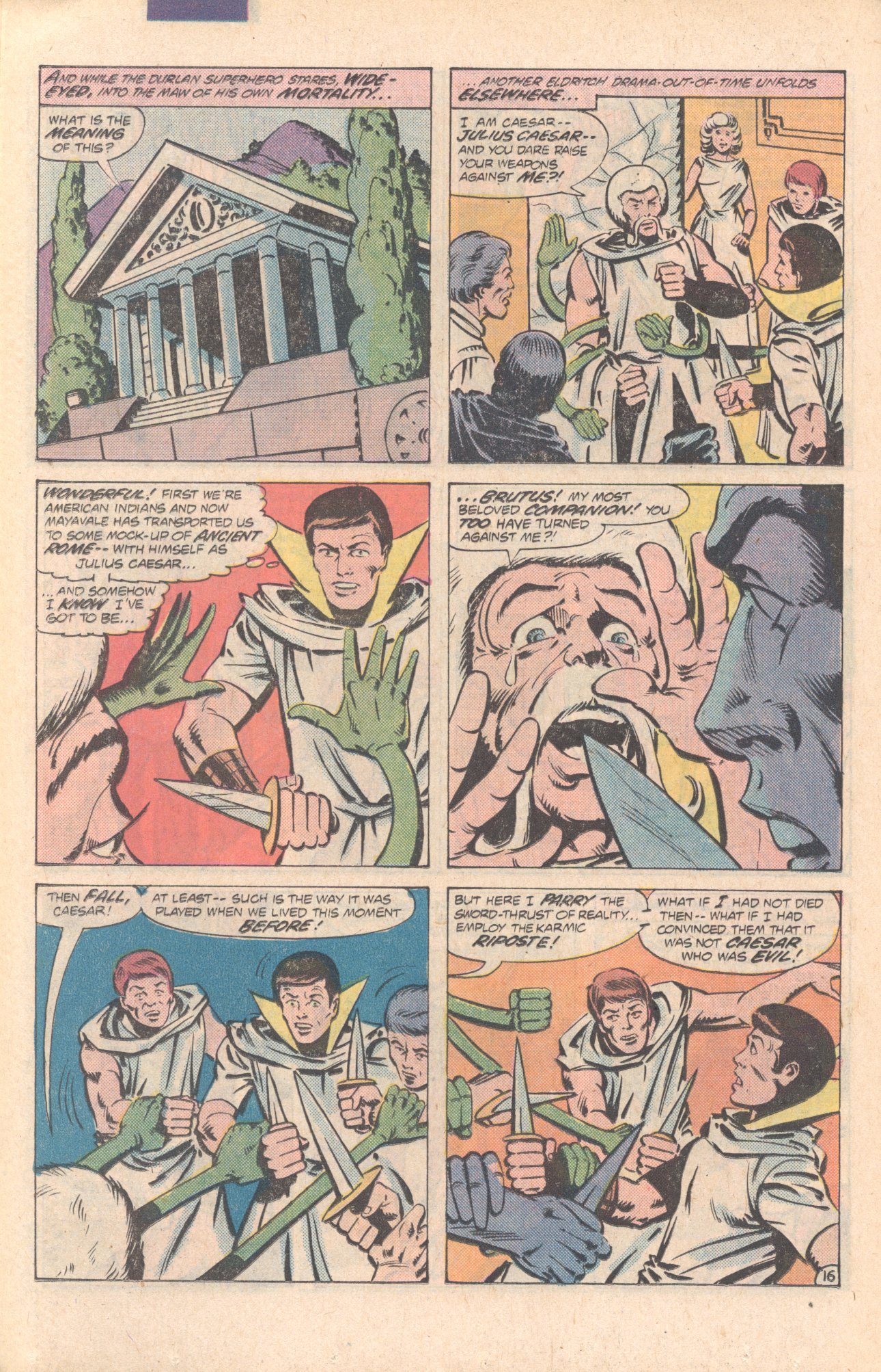 Legion of Super-Heroes (1980) 268 Page 16
