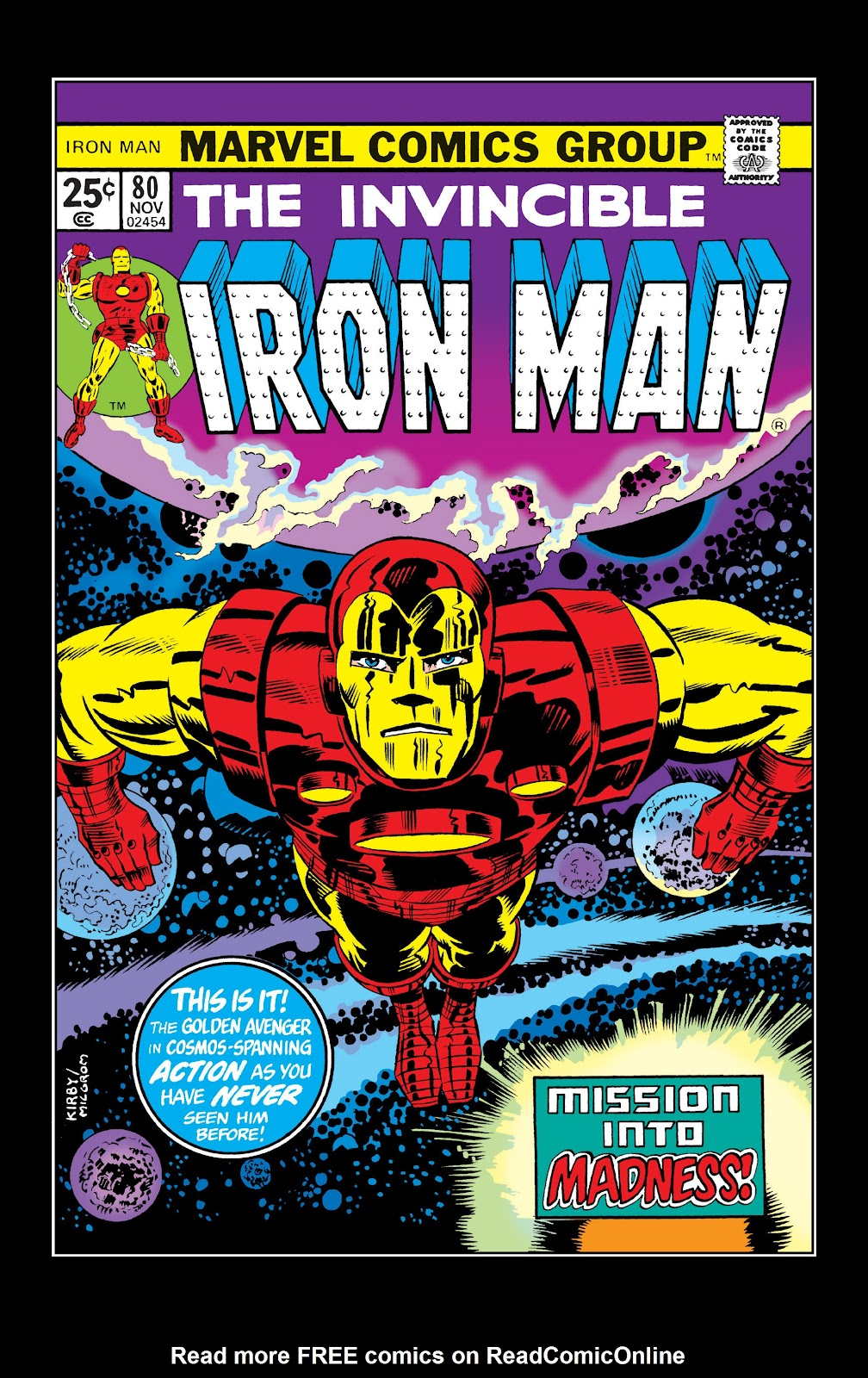 Read online Marvel Masterworks: The Invincible Iron Man comic -  Issue # TPB 10 (Part 3) - 13