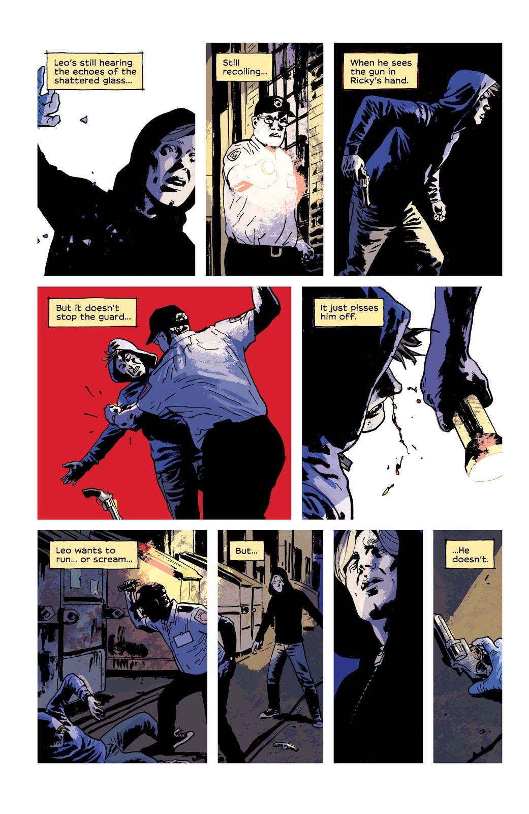 Read online Criminal (2019) comic -  Issue #9 - 23