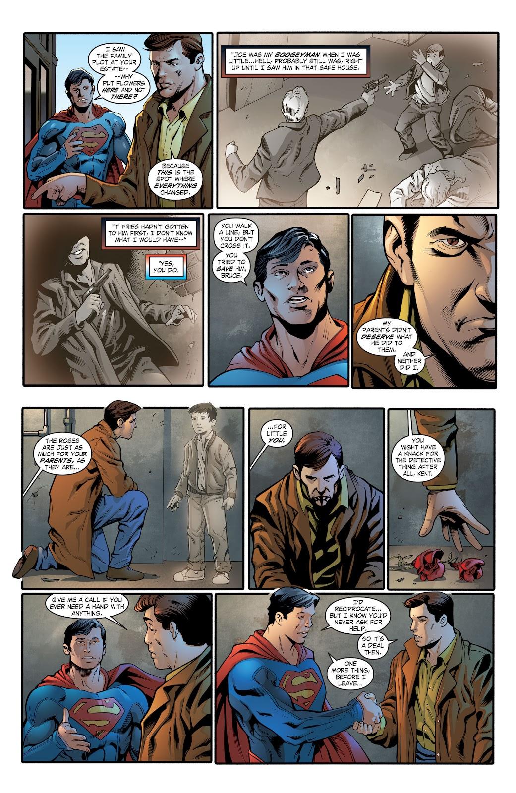 Read online Smallville Season 11 [II] comic -  Issue # TPB 2 - 129