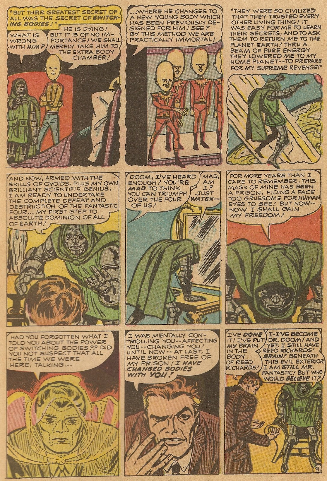 Marvel Collectors' Item Classics issue 8 - Page 11