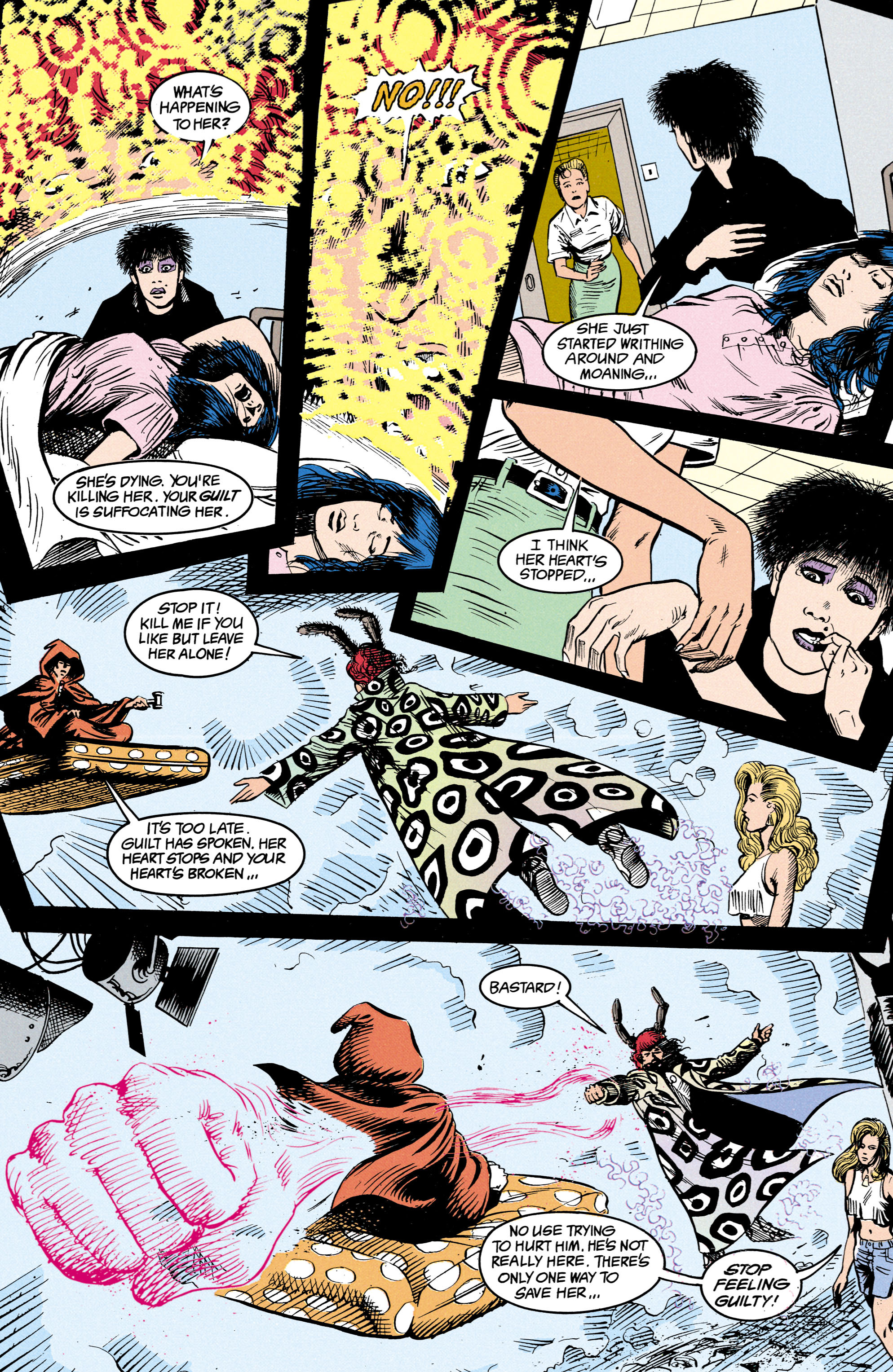Read online Shade, the Changing Man comic -  Issue #14 - 12