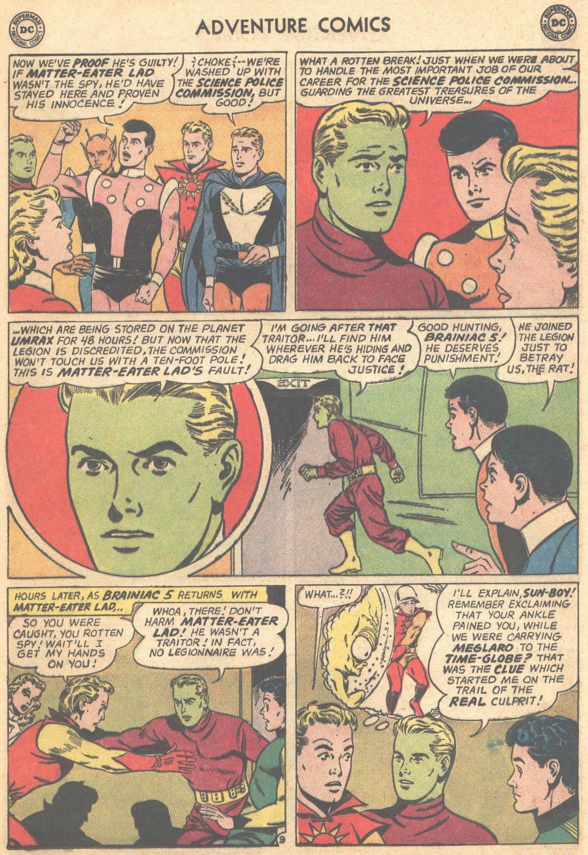 Read online Adventure Comics (1938) comic -  Issue #303 - 29