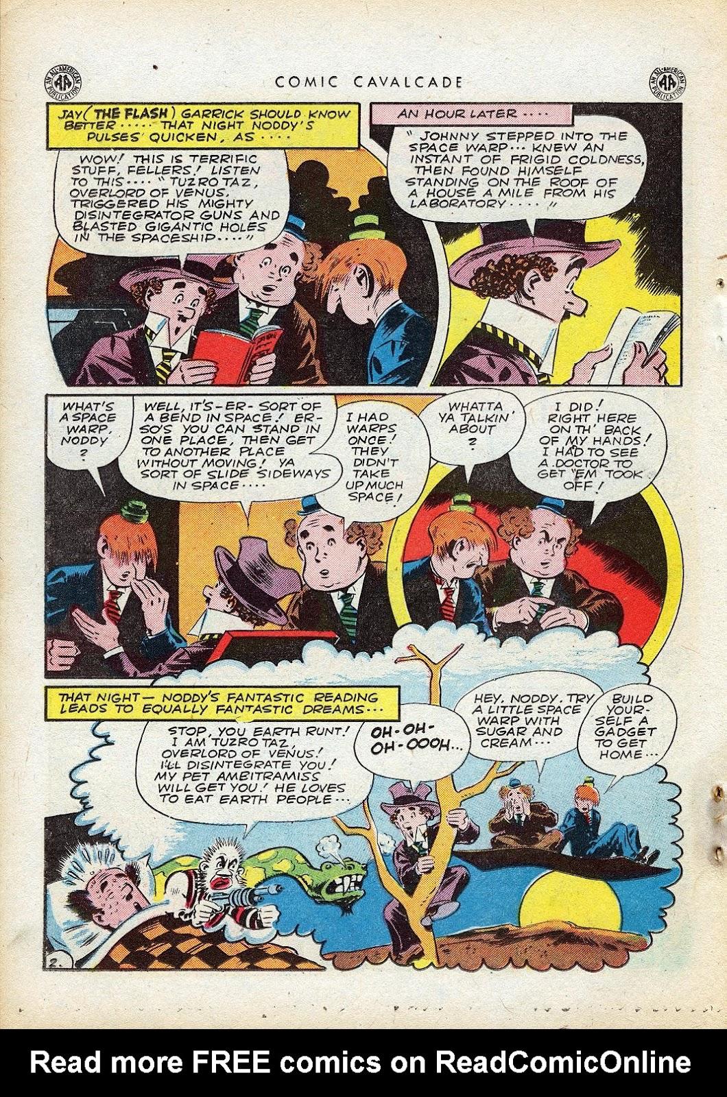 Comic Cavalcade issue 10 - Page 71