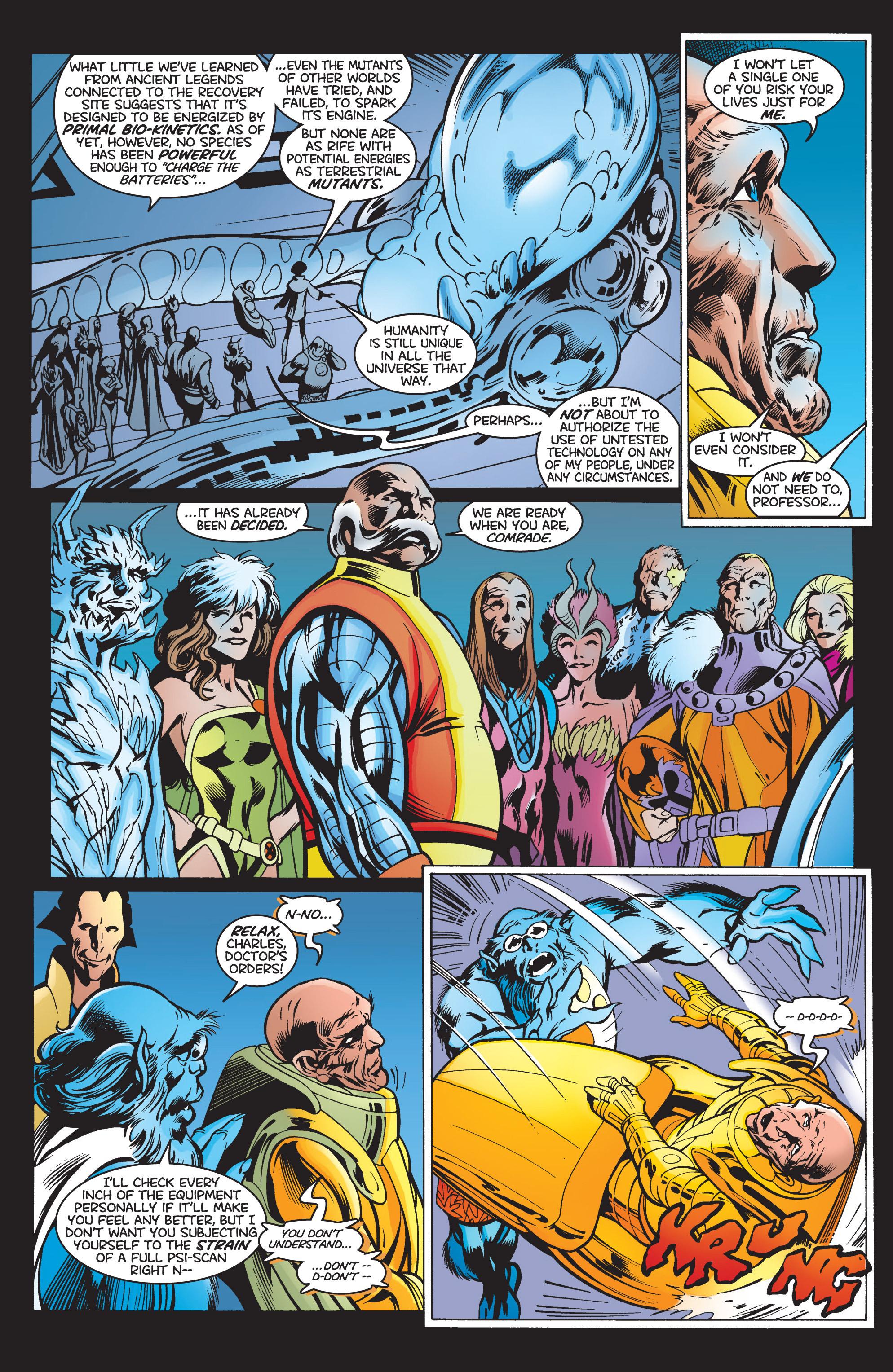 X-Men (1991) 98 Page 12