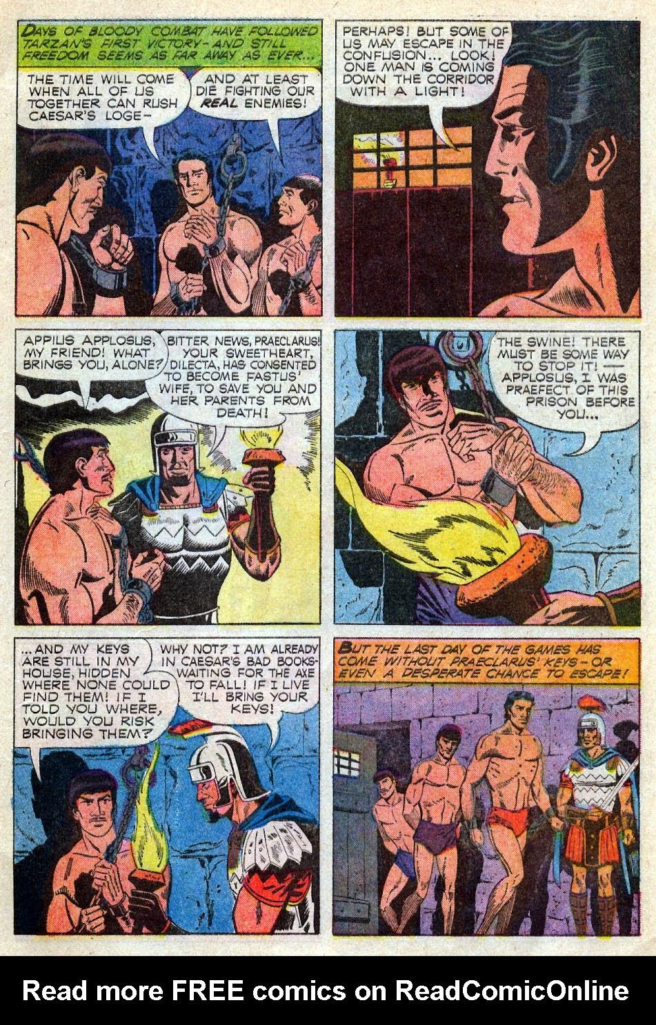 Tarzan (1962) issue 195 - Page 9