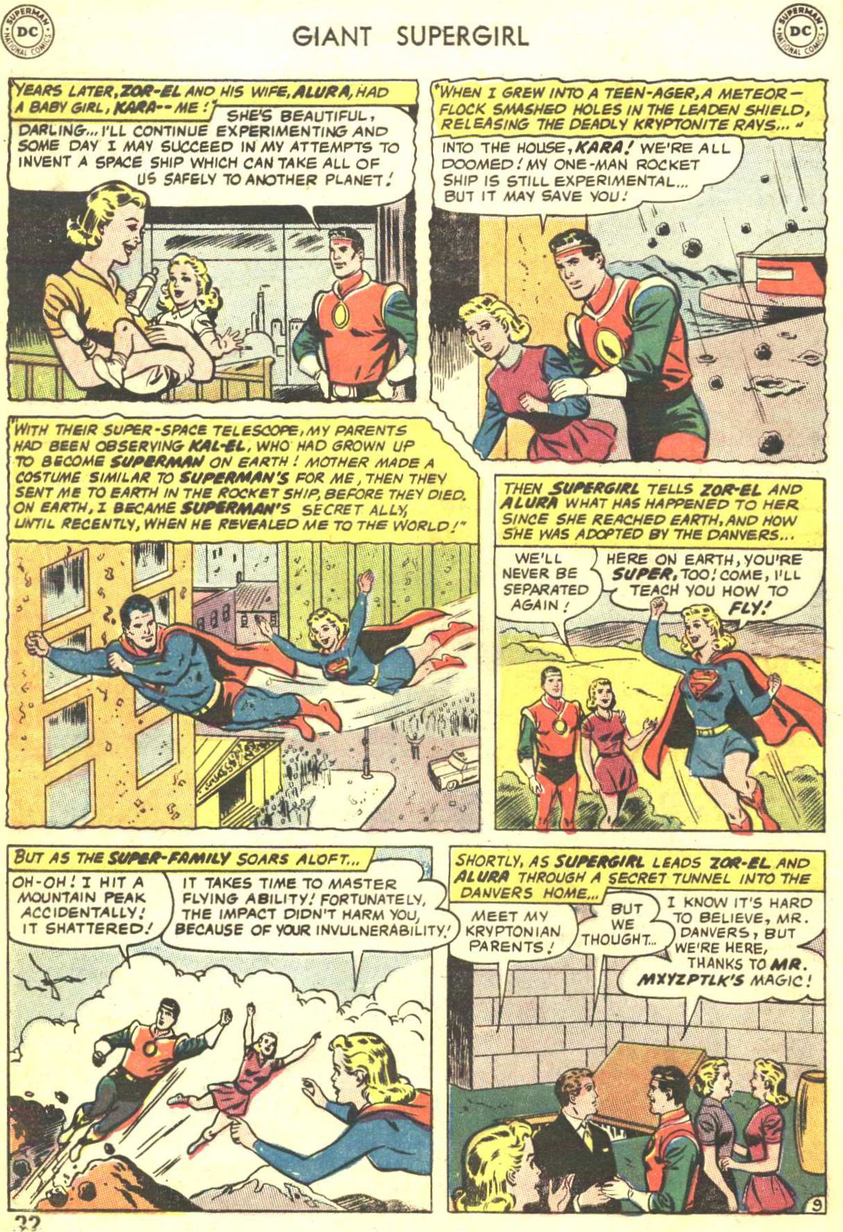 Read online Action Comics (1938) comic -  Issue #373 - 22